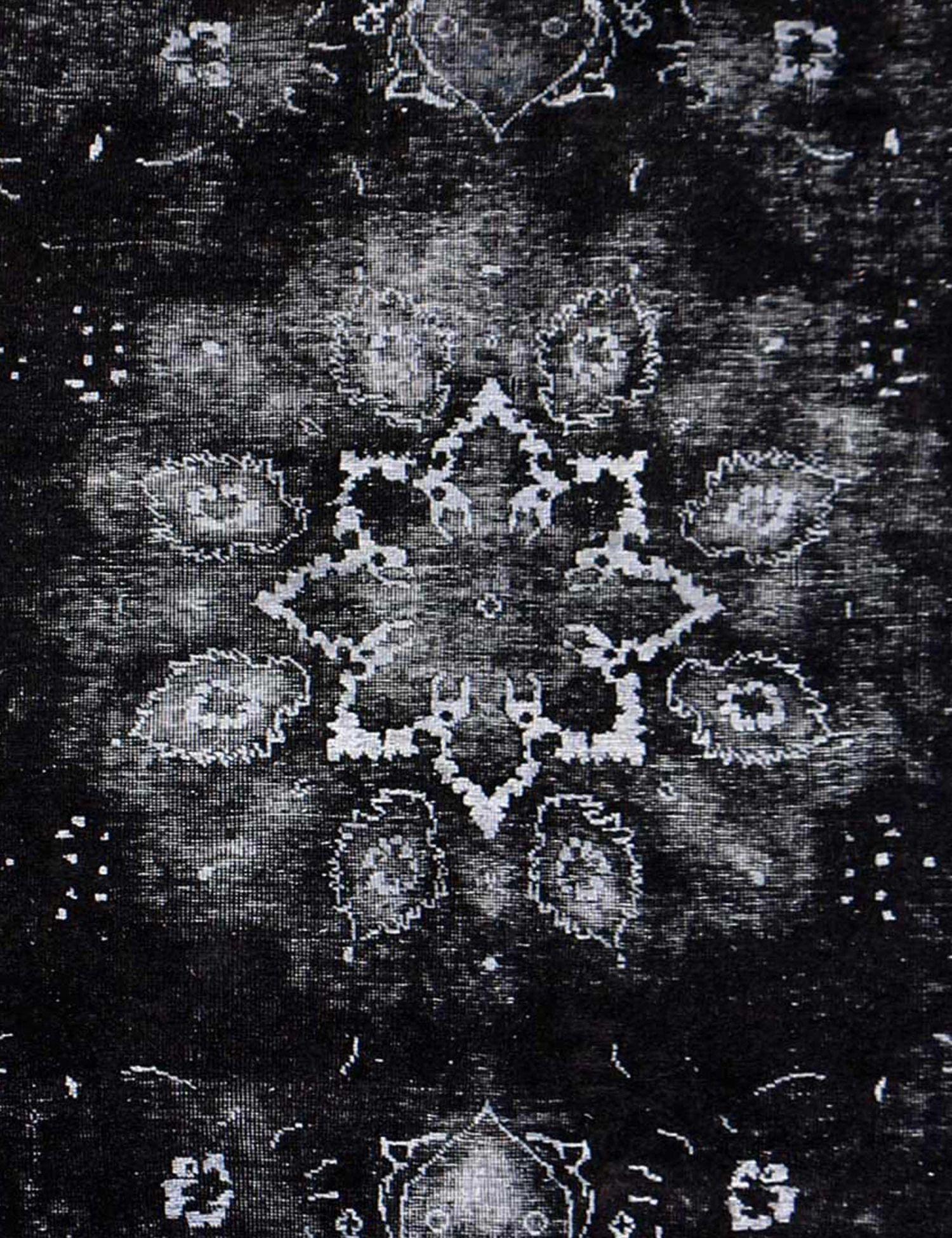 Tappeto Vintage  nero <br/>297 x 203 cm