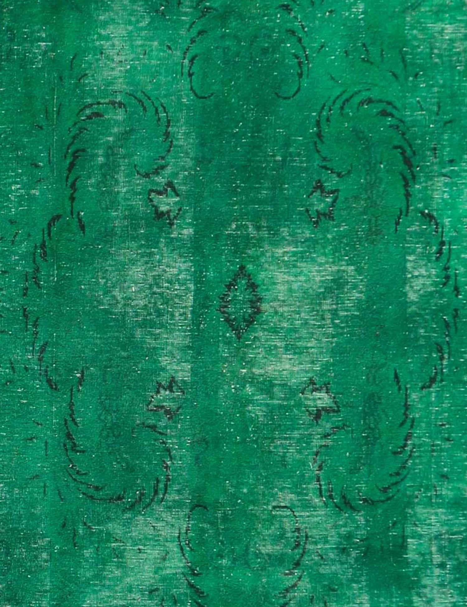 Vintage Perserteppich  grün <br/>314 x 259 cm
