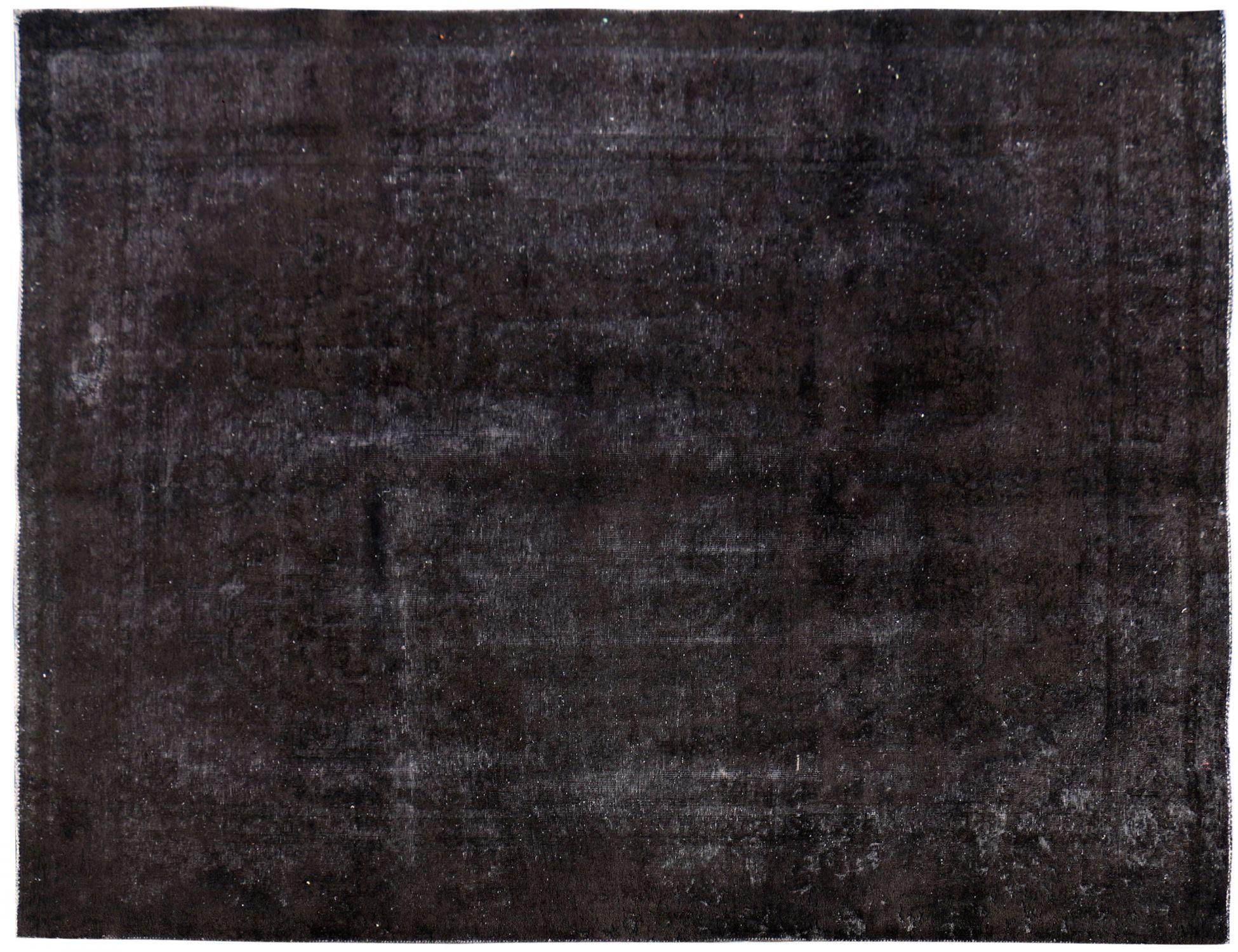 Vintage Perserteppich  schwarz <br/>330 x 240 cm
