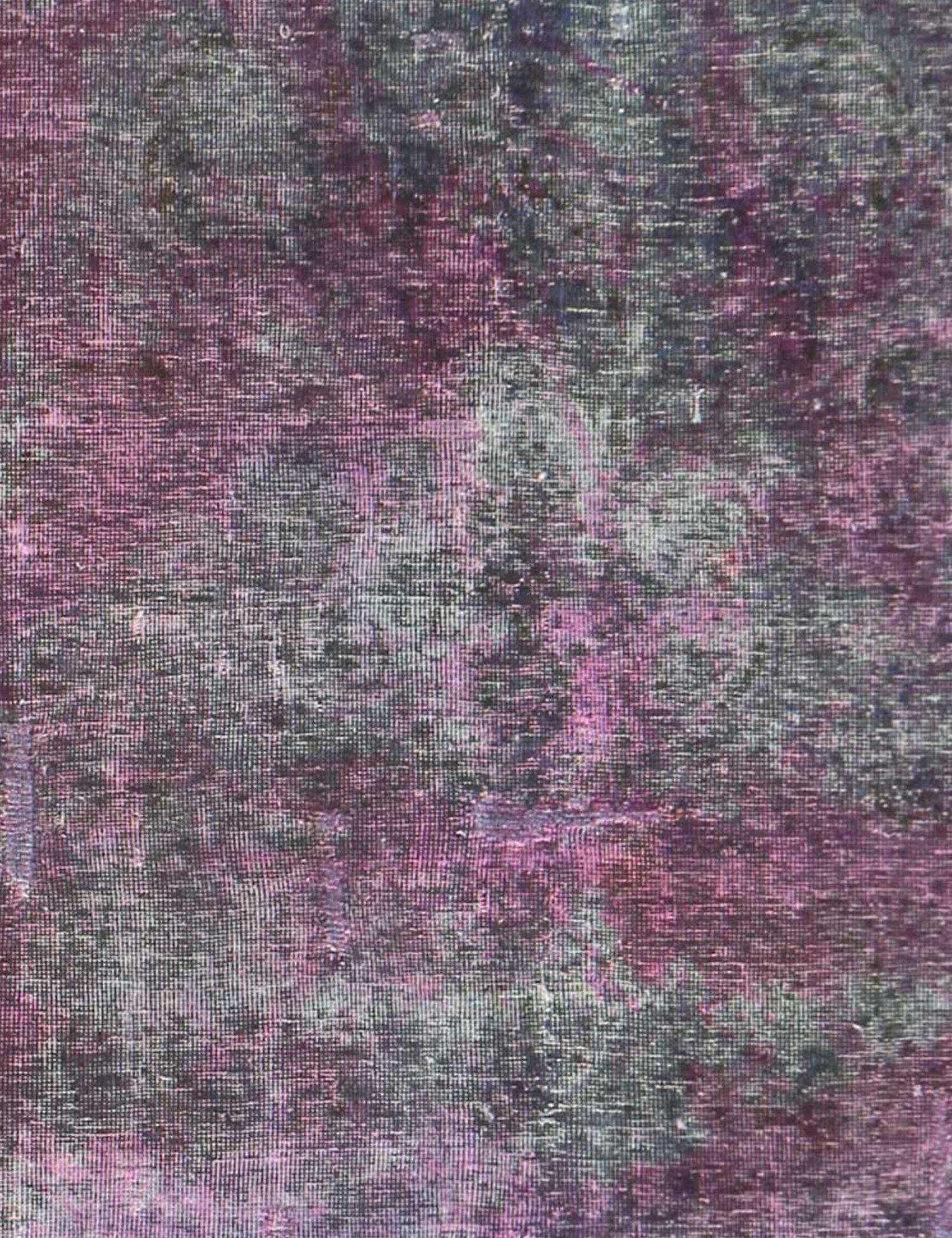Vintage Teppich  grün <br/>285 x 203 cm