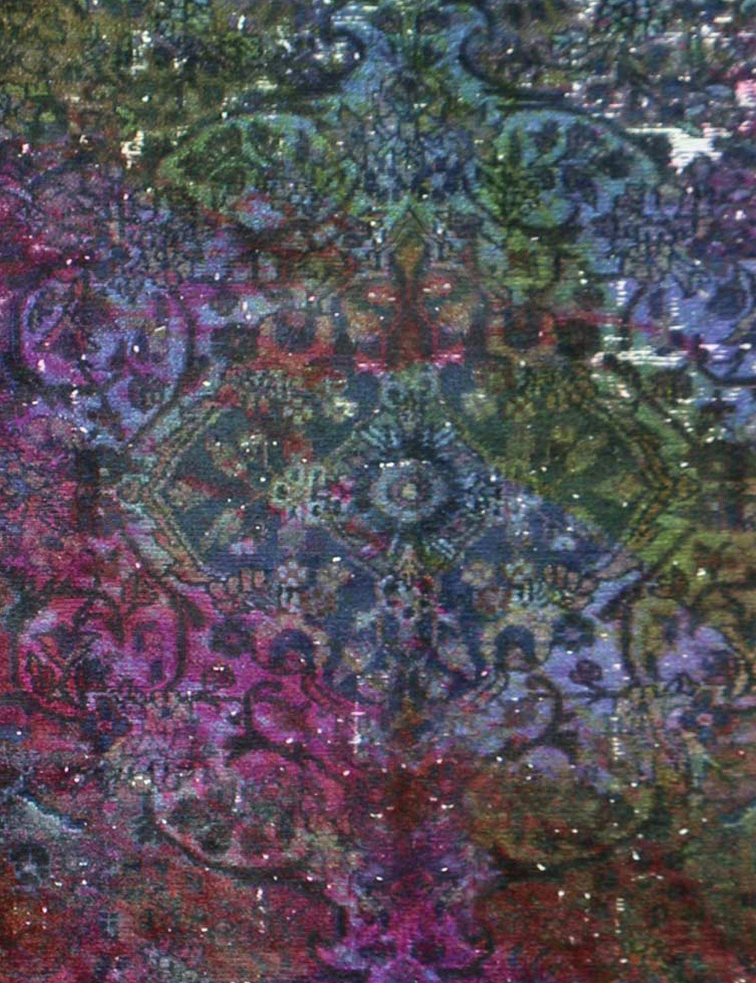 Vintage Teppich  mehrfarbig <br/>343 x 217 cm
