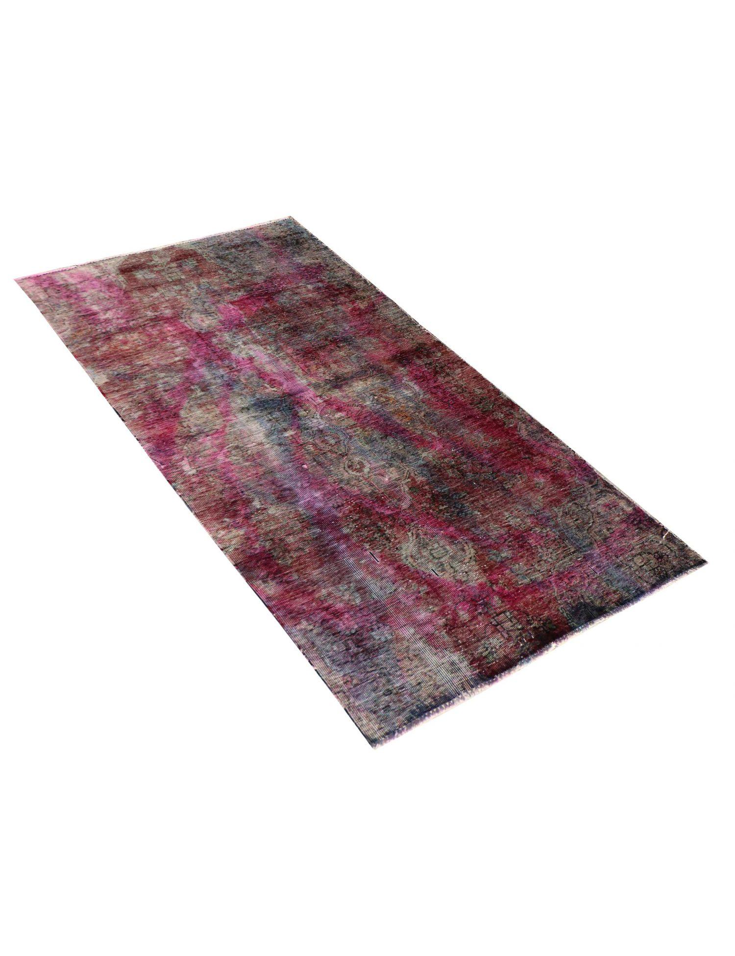 Vintage Perserteppich  mehrfarbig <br/>205 x 110 cm
