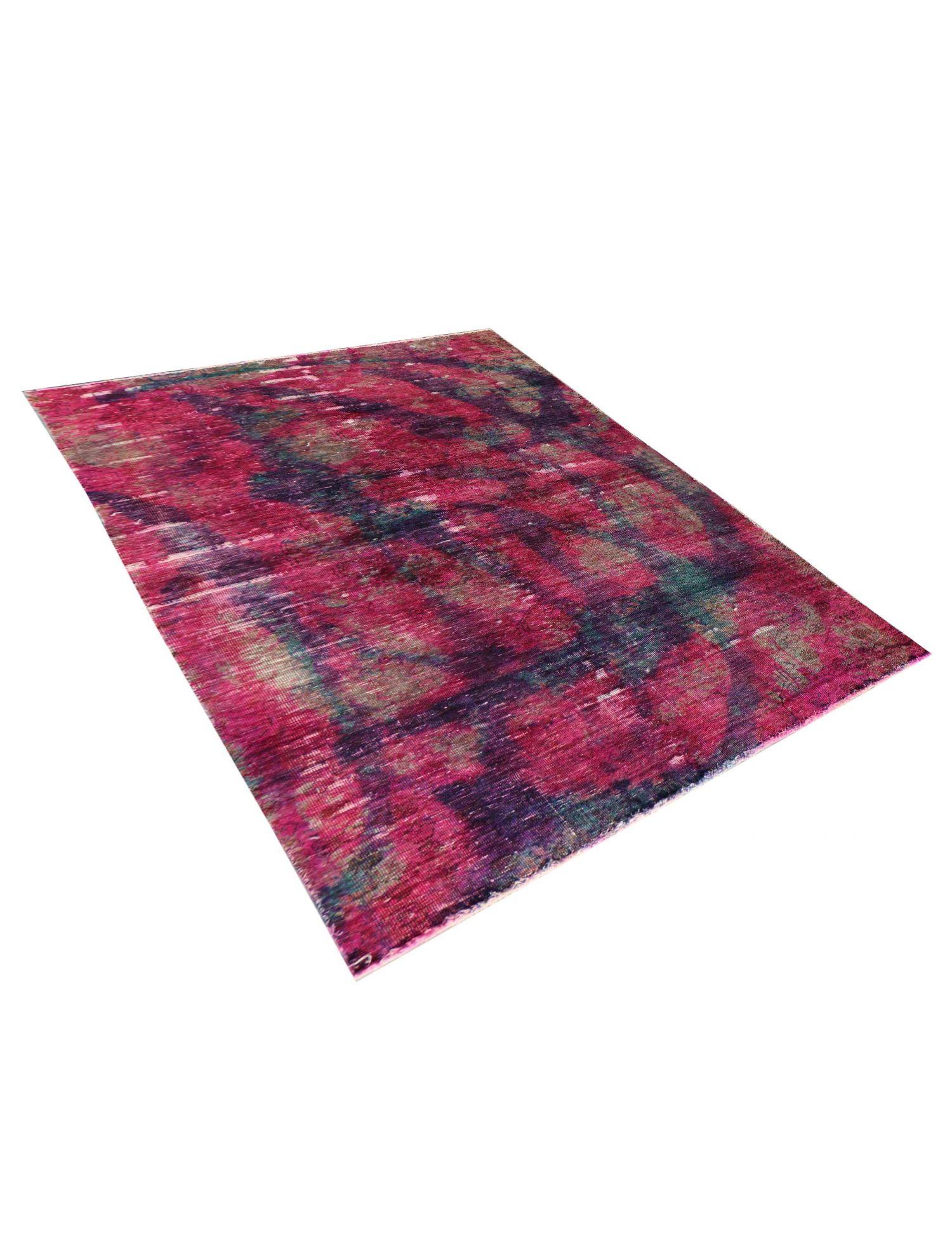 Vintage Teppich  mehrfarbig <br/>220 x 127 cm