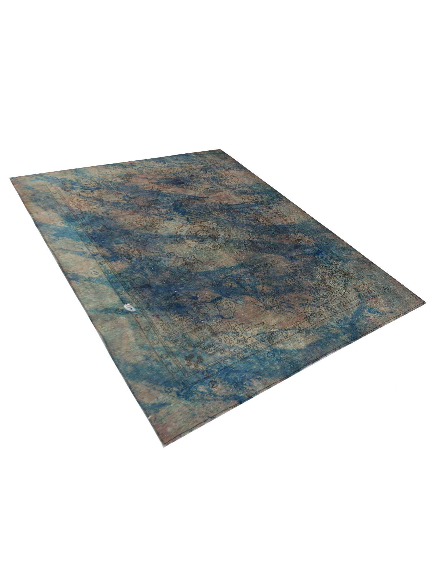 Tappeto Vintage  blu <br/>320 x 236 cm