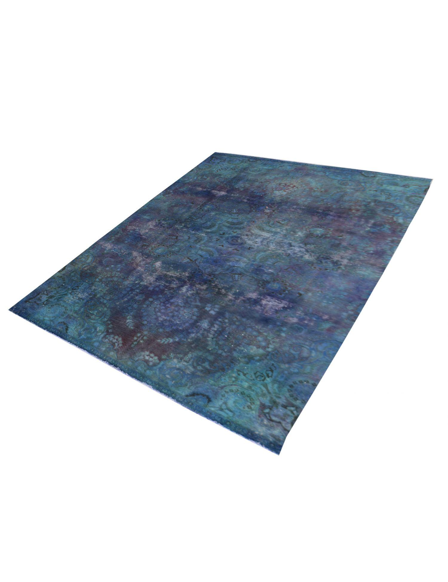 Tappeto Vintage  blu <br/>290 x 180 cm