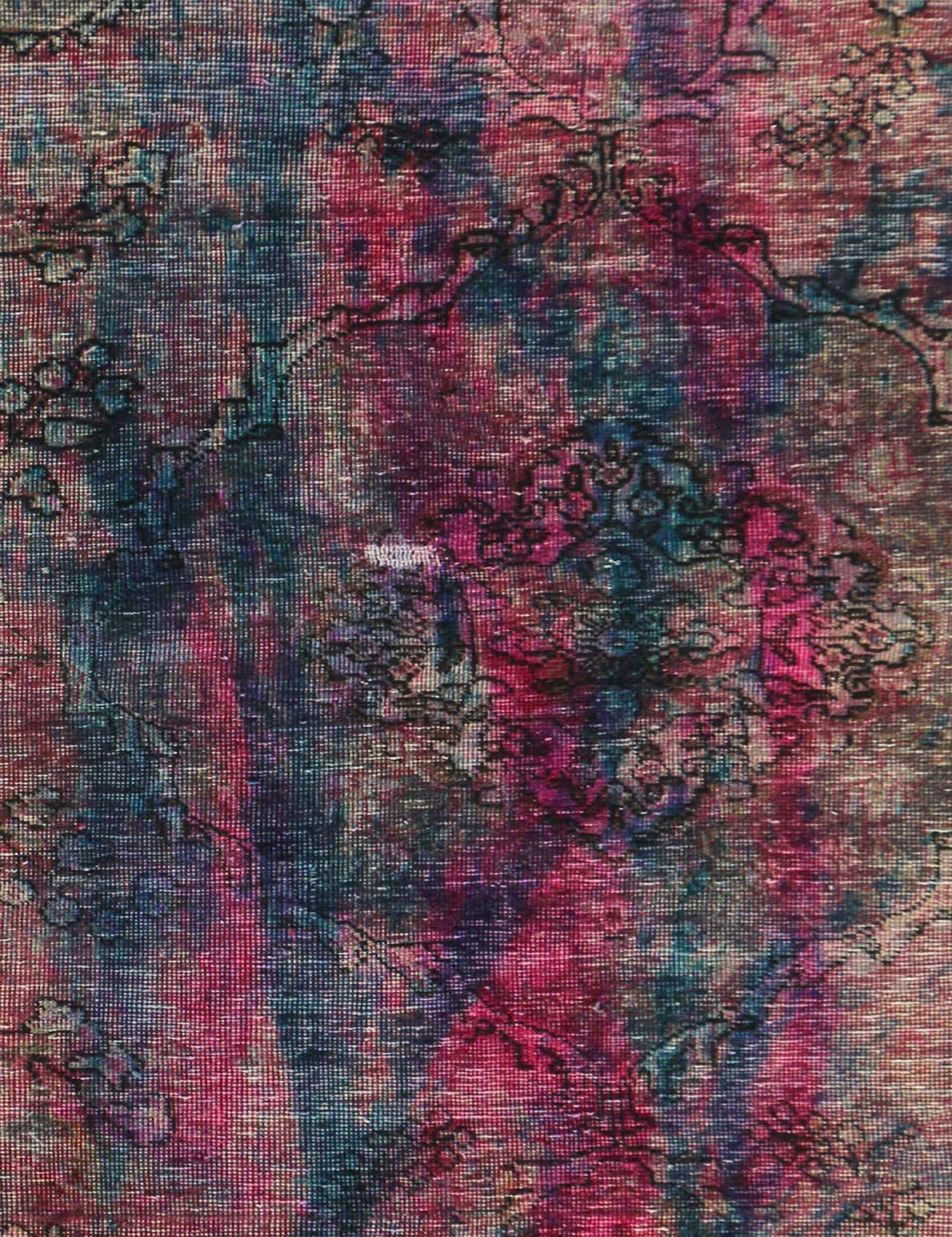 Vintage Perserteppich  blau <br/>210 x 85 cm