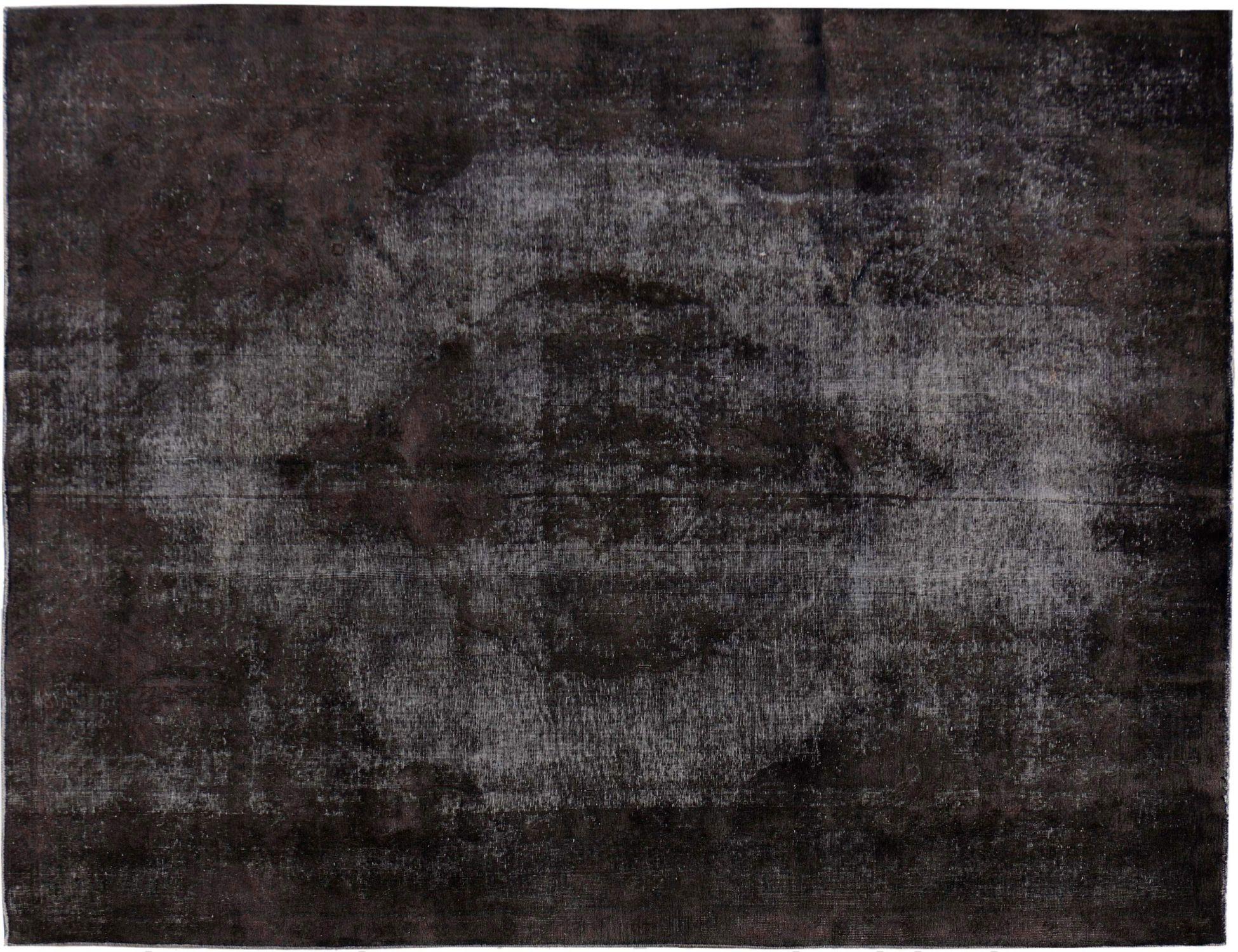 Vintage Perserteppich  schwarz <br/>365 x 280 cm