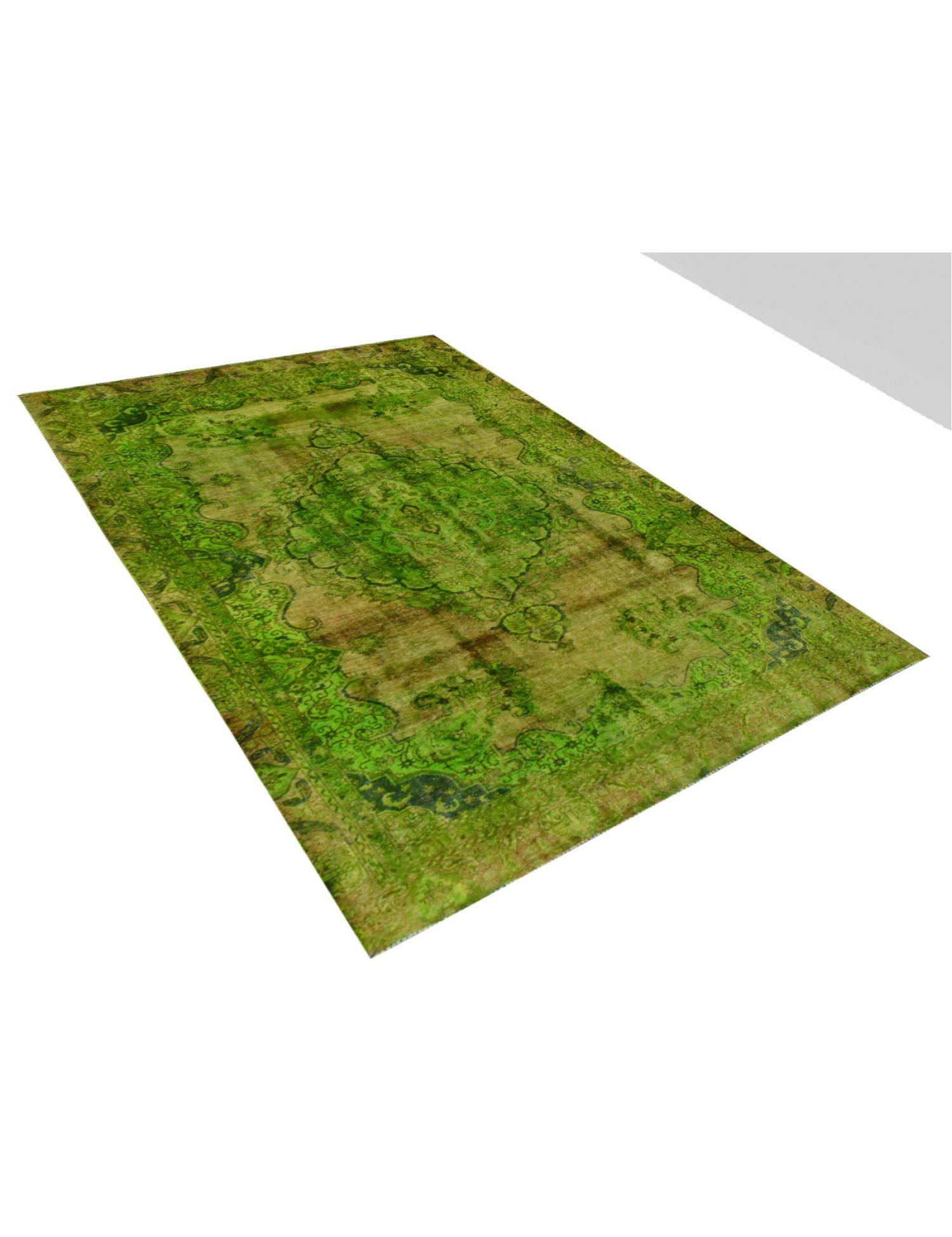 Tappeto Vintage  verde <br/>444 x 243 cm