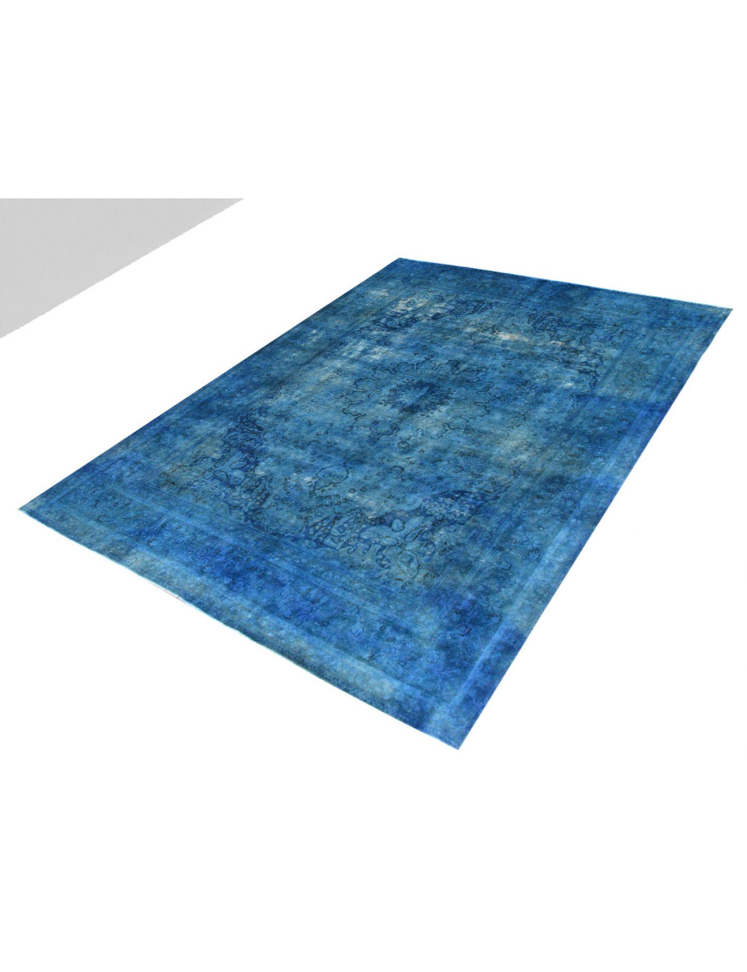 Tappeto Vintage  blu <br/>389 x 296 cm
