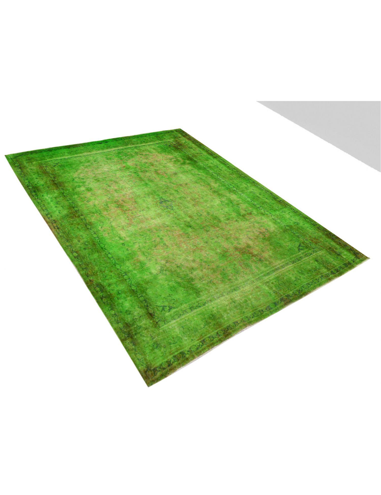 Tappeto Vintage  verde <br/>354 x 290 cm