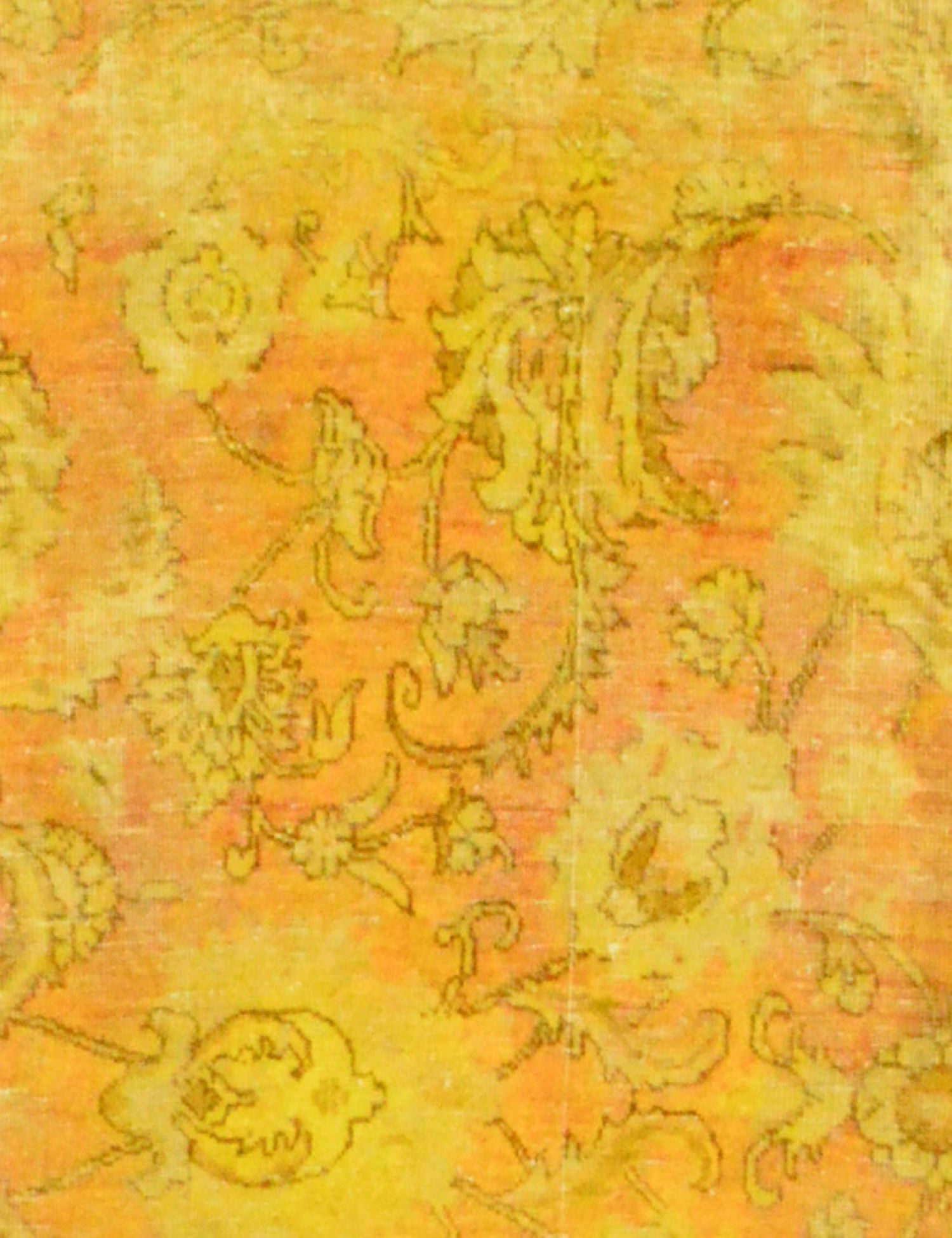 Tappeto Vintage  giallo <br/>372 x 277 cm