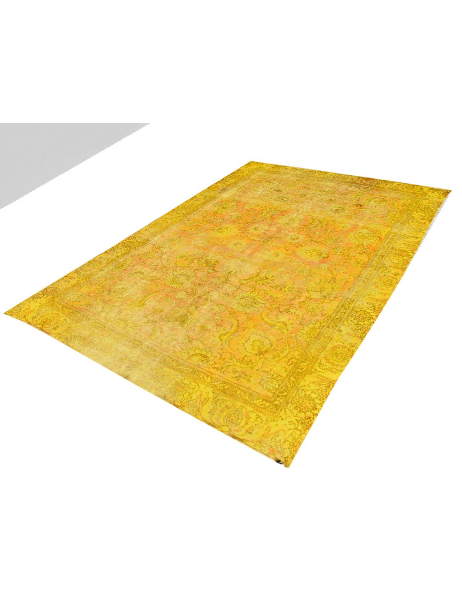 Vintage Teppich  gelb <br/>372 x 277 cm