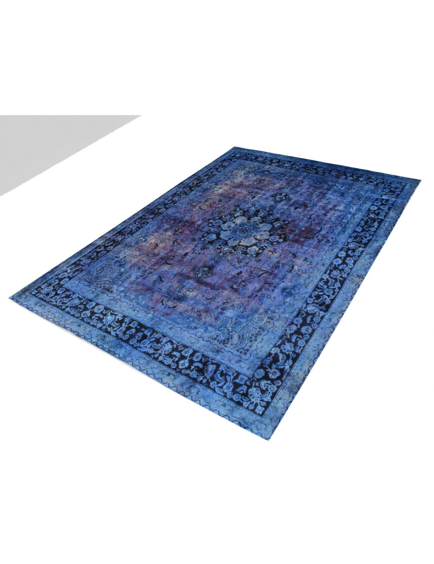 Tappeto Vintage  blu <br/>376 x 290 cm