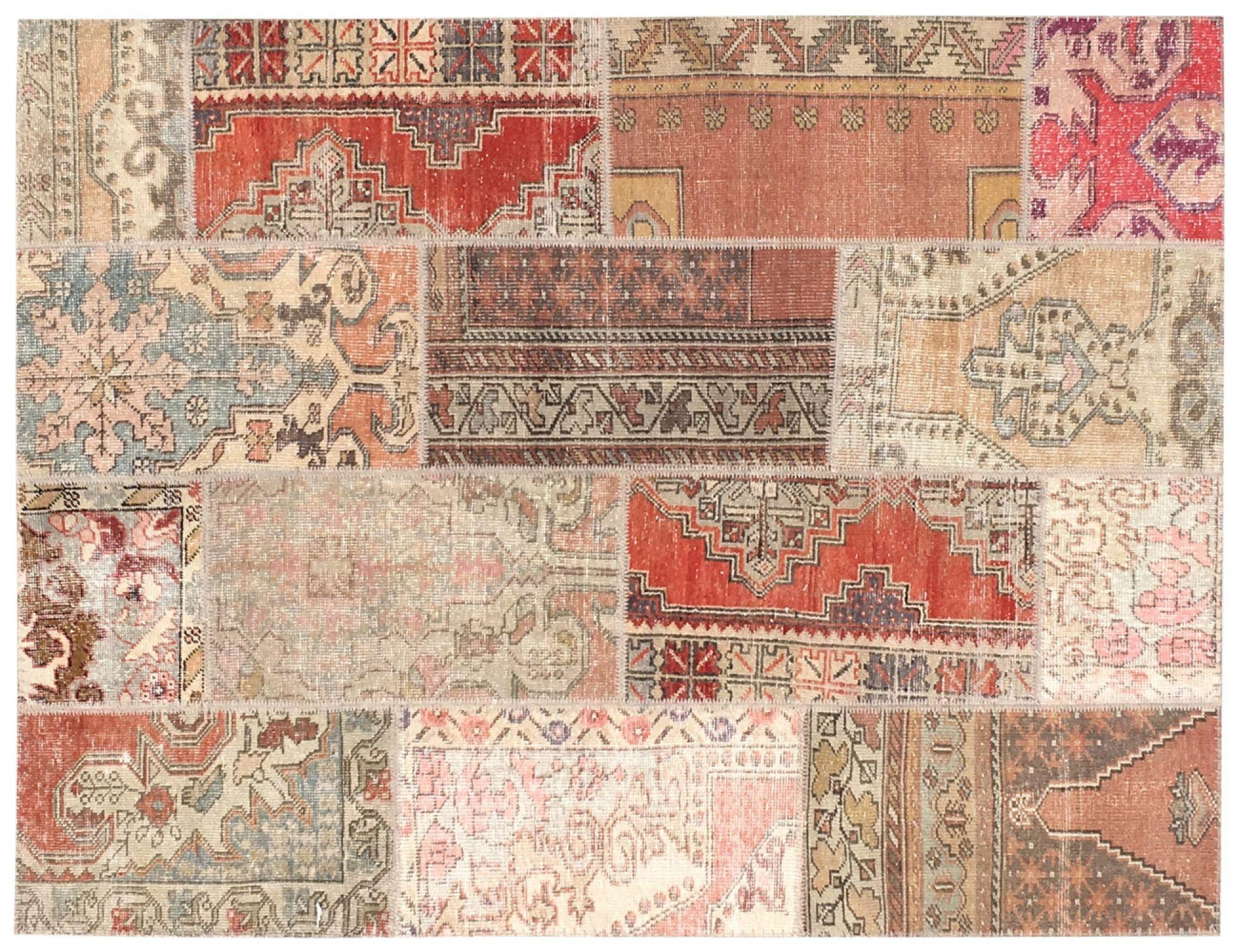 Tappeto Patchwork  multi colore <br/>240 x 169 cm