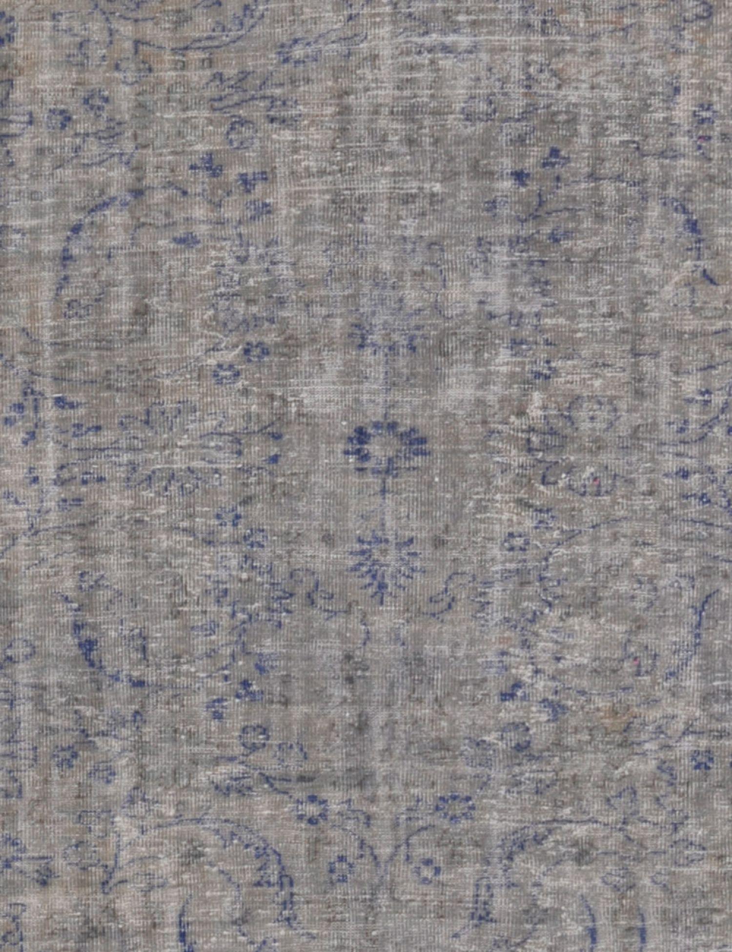 Tappeto Vintage  blu <br/>258 x 186 cm