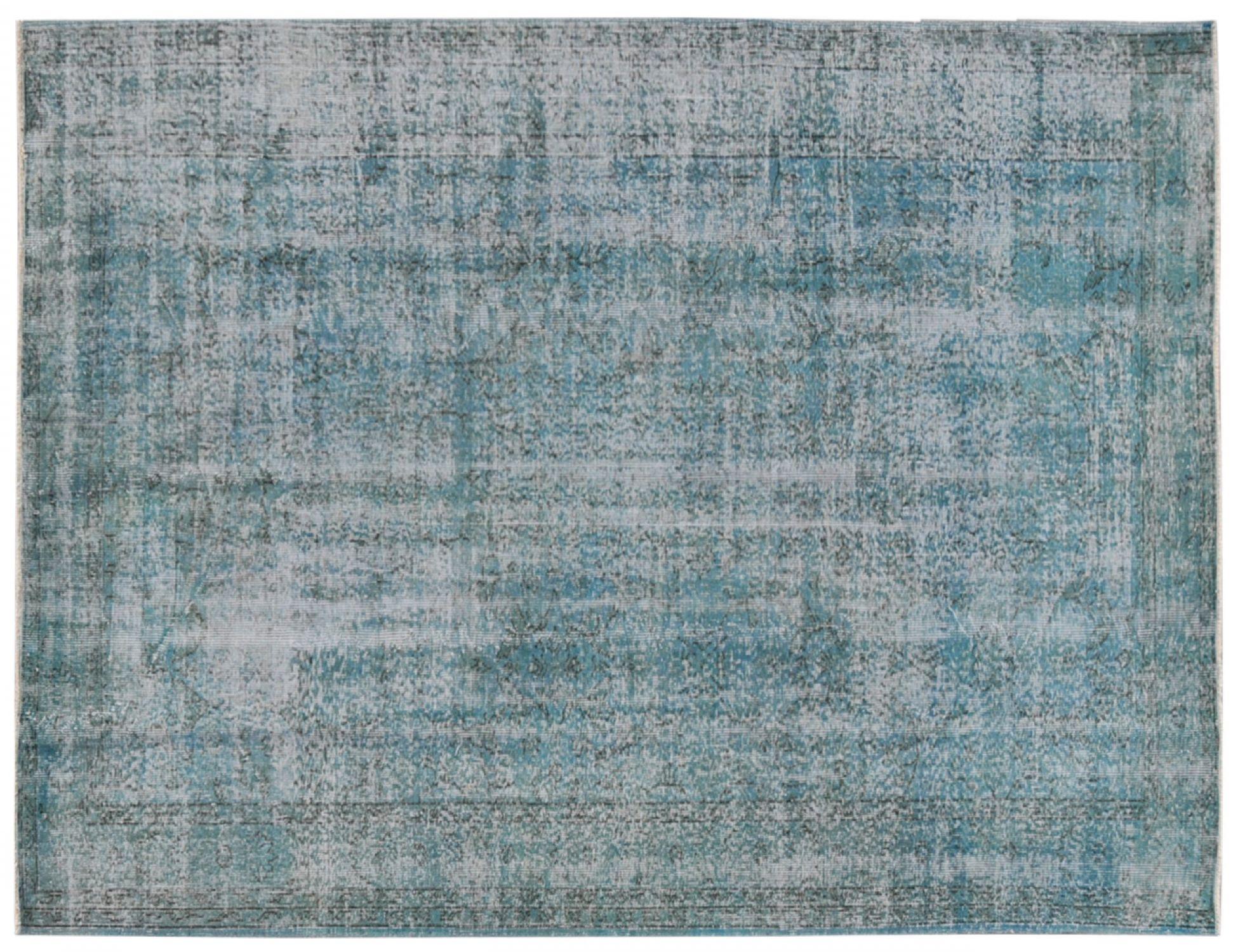 Tappeto Vintage  blu <br/>291 x 210 cm