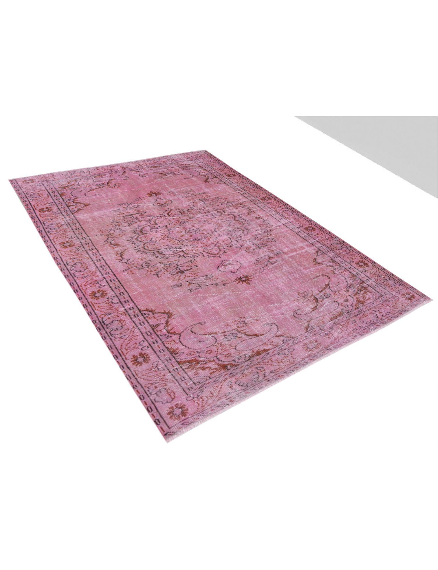 Vintage Teppich  lila <br/>273 x 176 cm