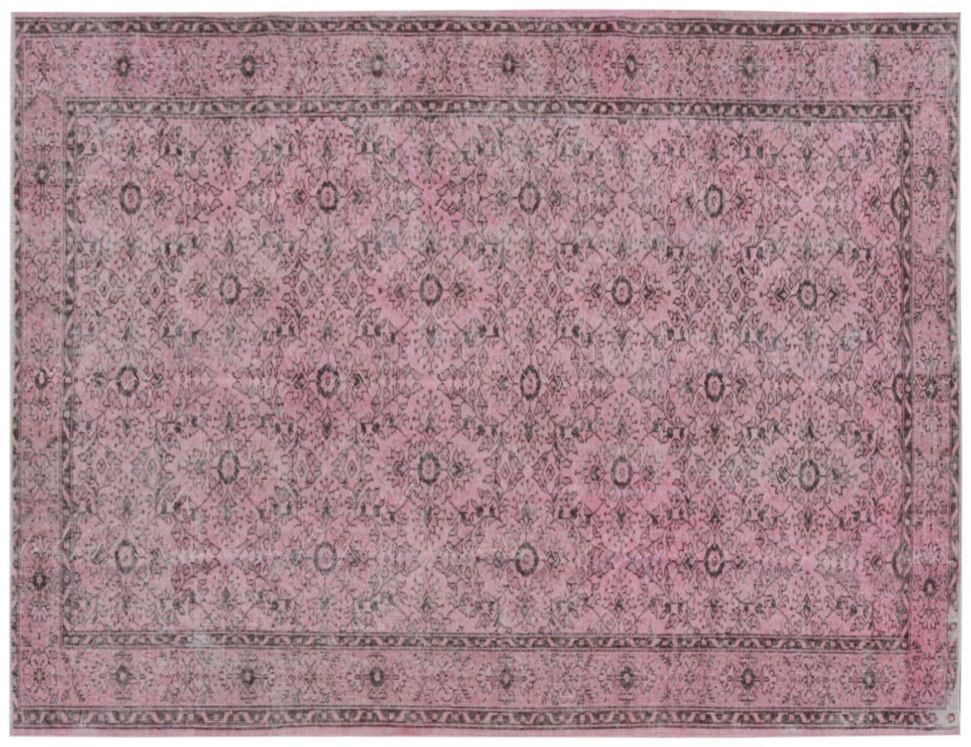 Vintage Teppich  lila <br/>290 x 194 cm