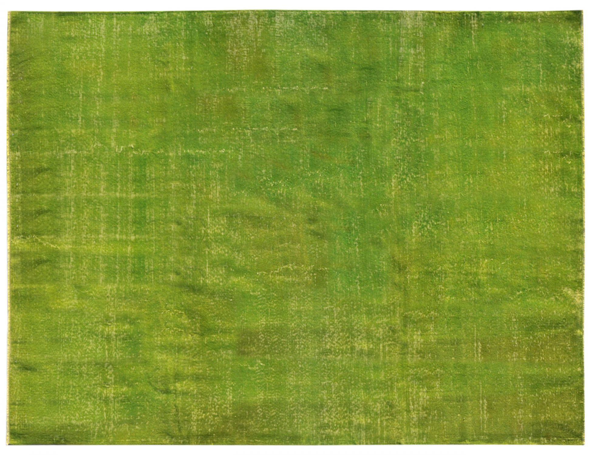 Tappeto Vintage  verde <br/>304 x 212 cm