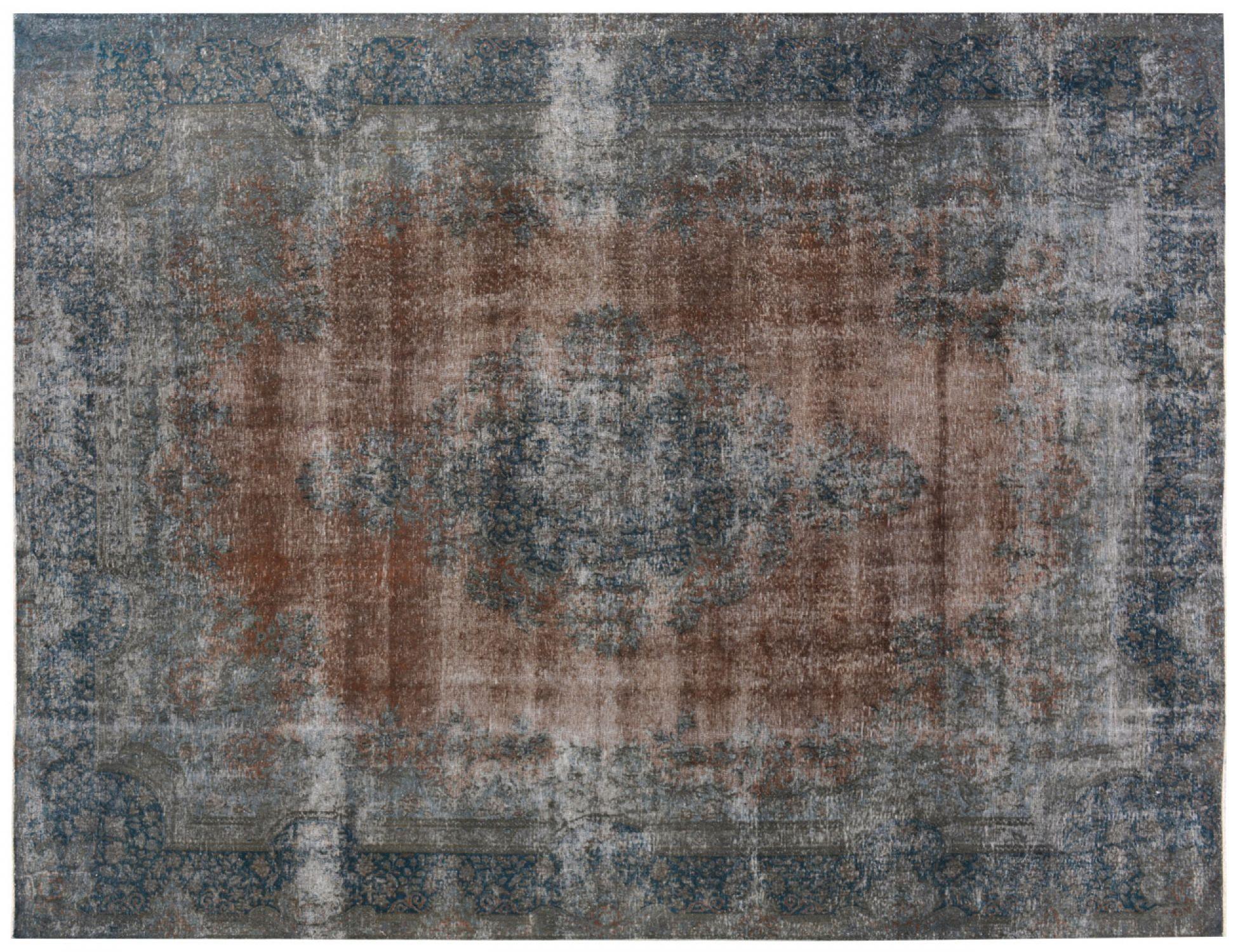 Vintage Tapis  marron <br/>368 x 274 cm
