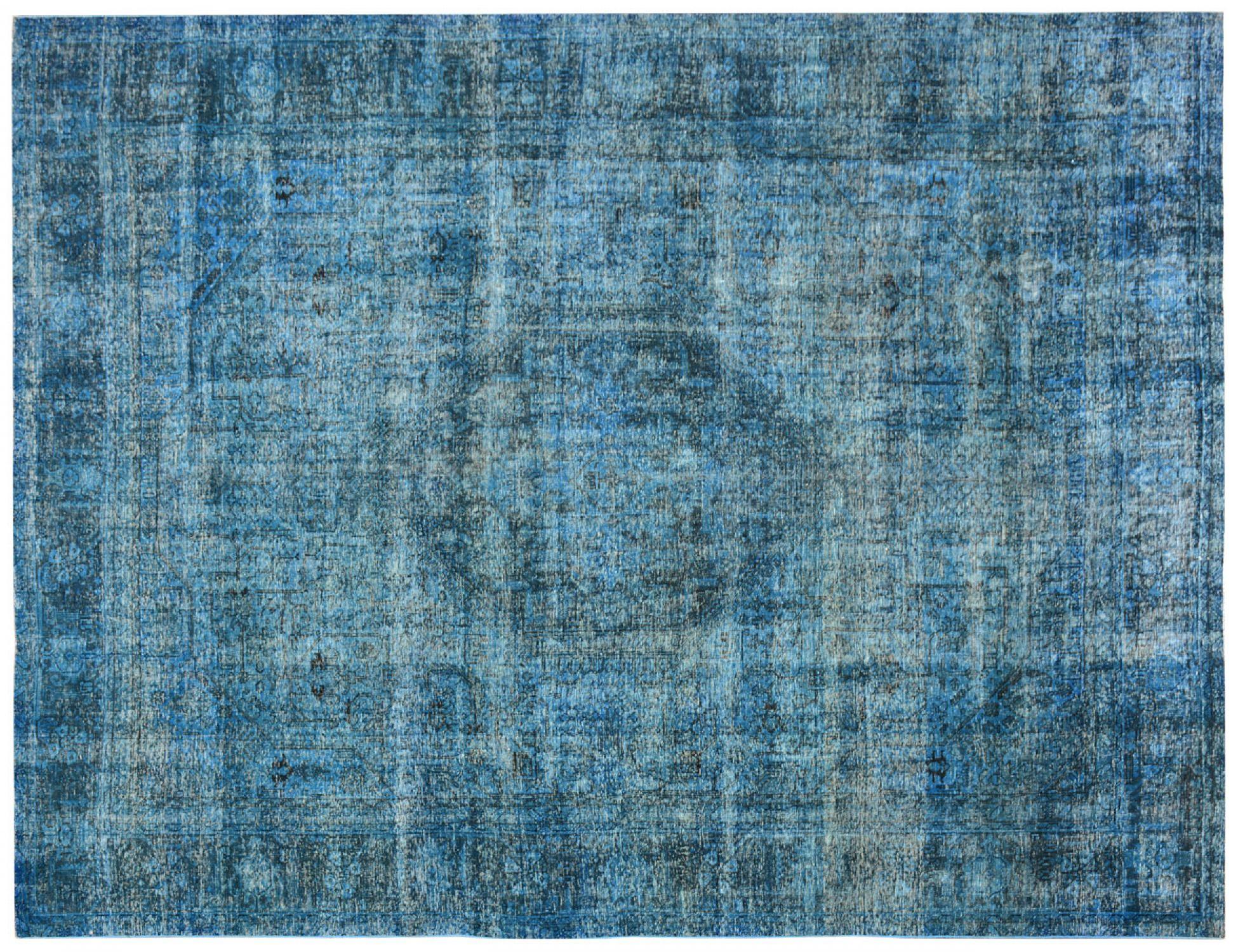 Tappeto Vintage  blu <br/>378 x 284 cm