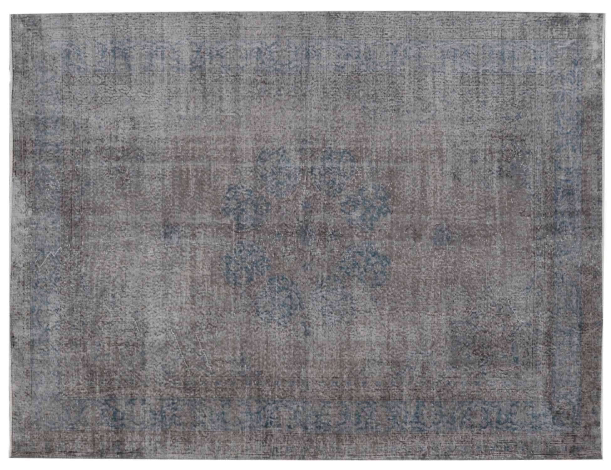 Tappeto Vintage  grigio <br/>295 x 192 cm