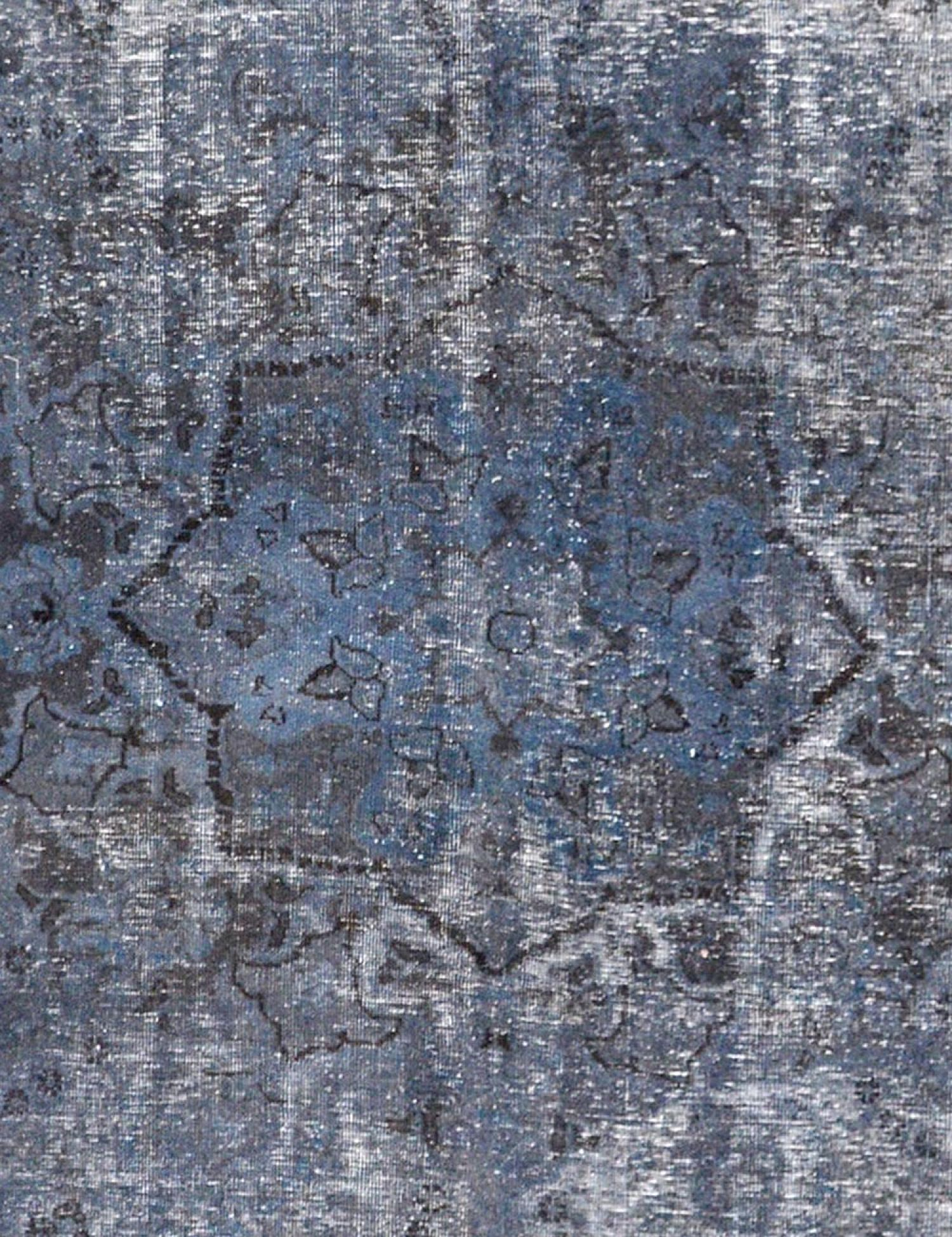 Vintage Teppich  blau <br/>368 x 282 cm