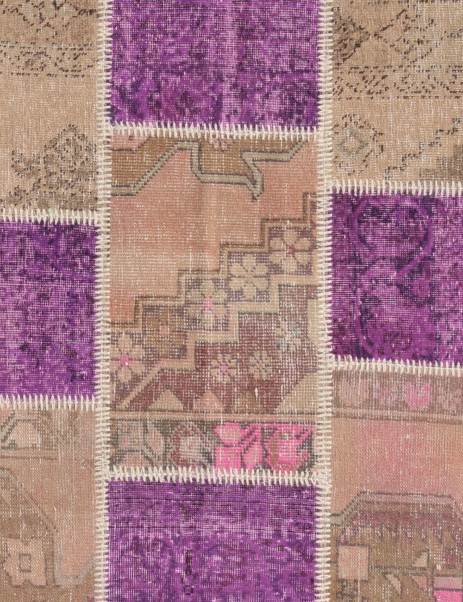 Tappeto Patchwork  multicolore <br/>180 x 120 cm