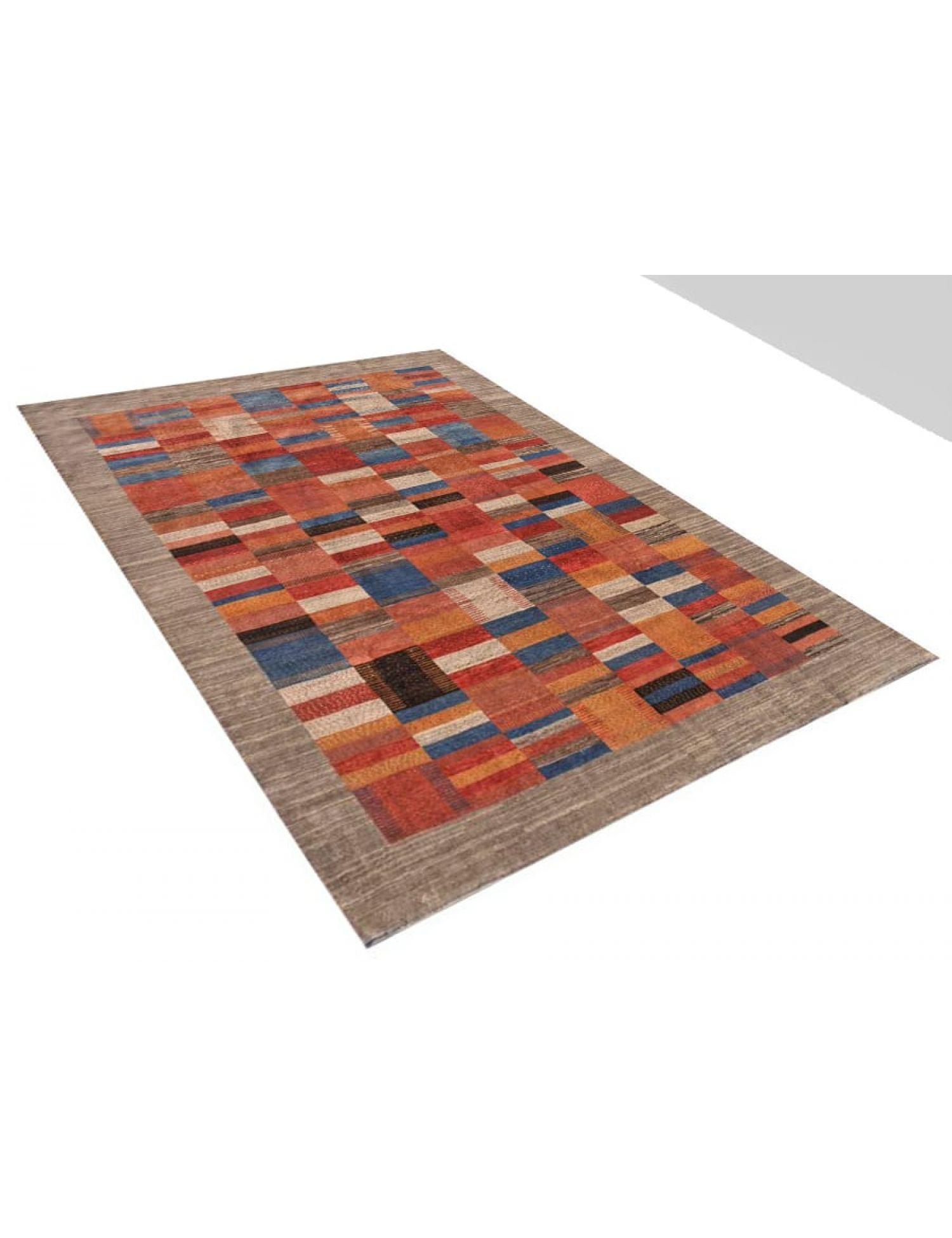 Moderne Teppiche  grau <br/>388 x 306 cm