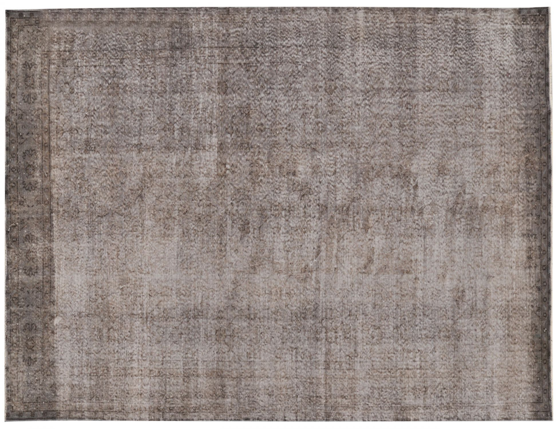 Vintage Teppich  beige <br/>315 x 215 cm