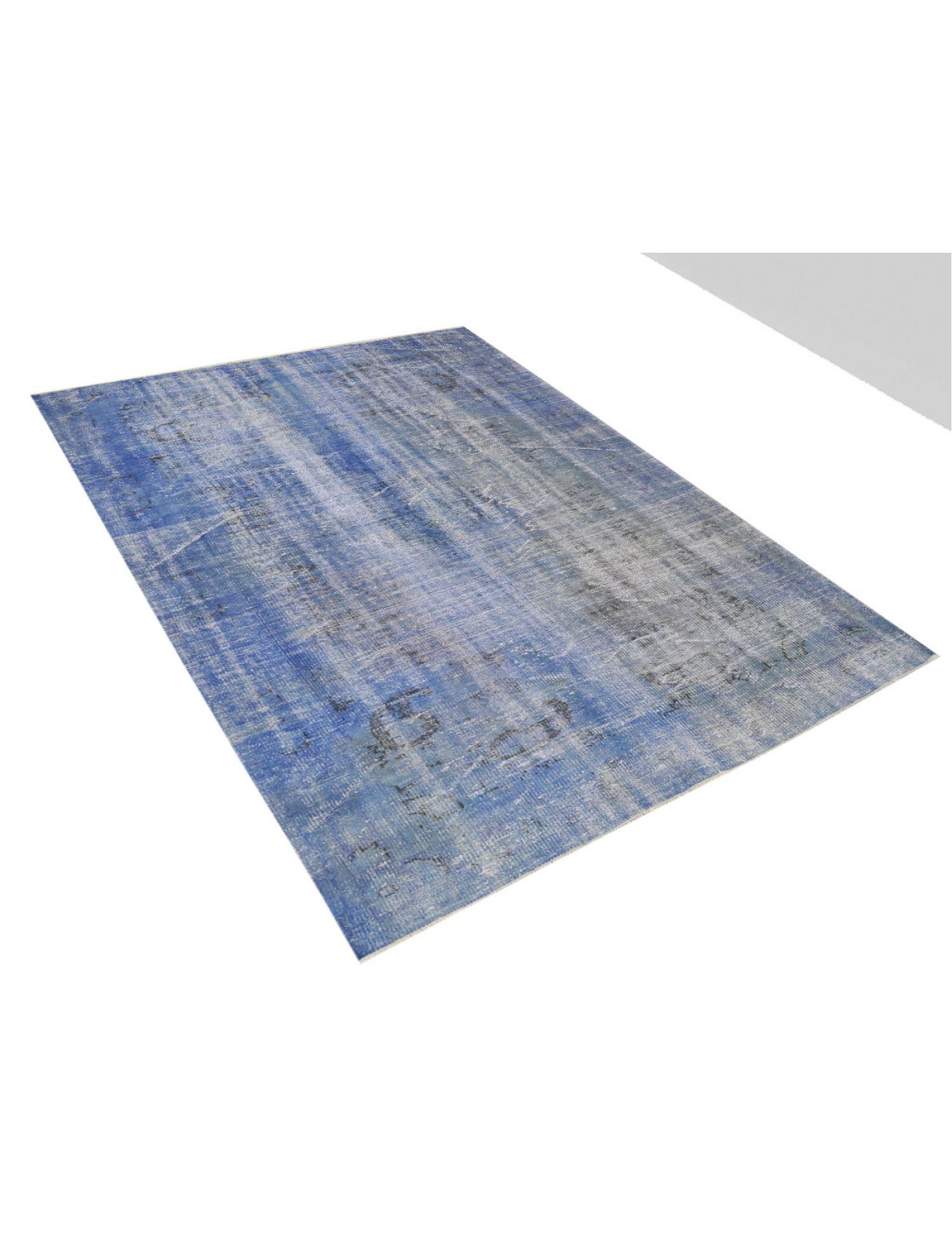Vintage Teppich  blau <br/>276 x 174 cm