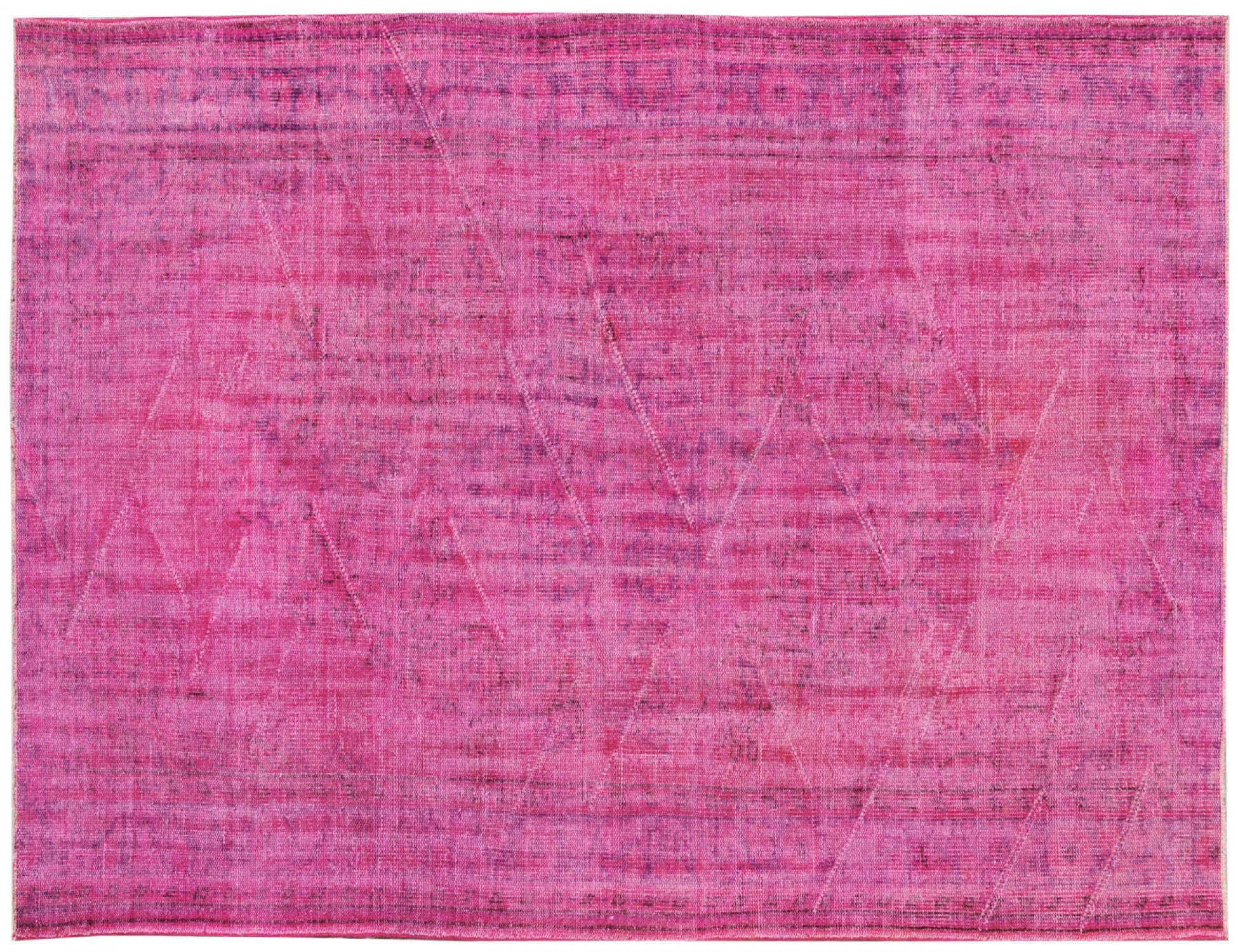 Vintage Teppich  lila <br/>271 x 178 cm