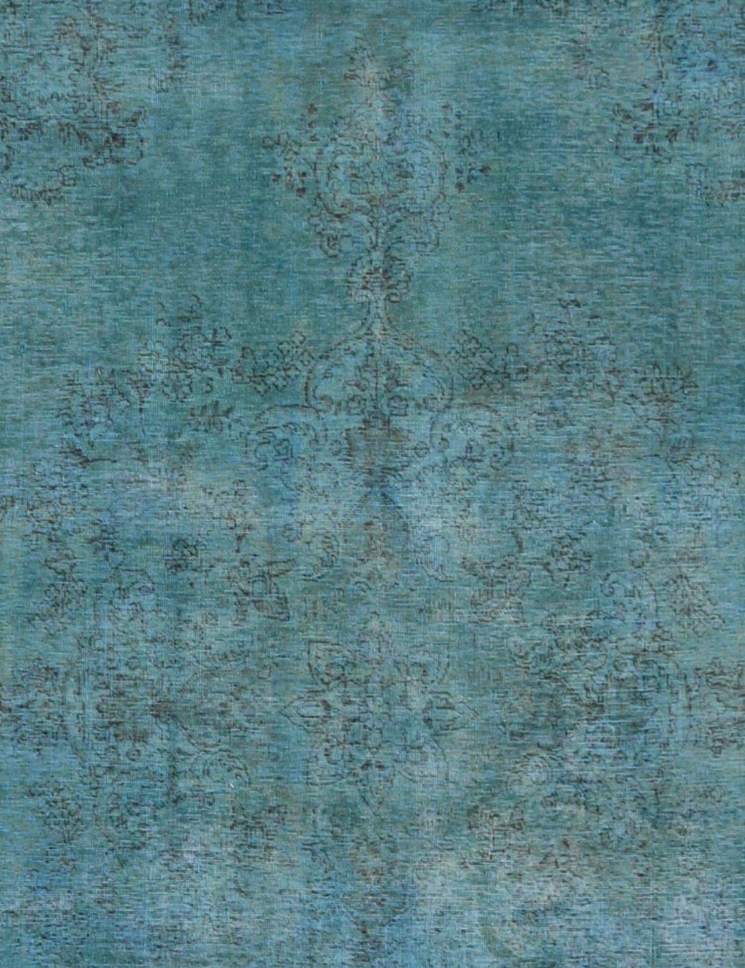 Vintage Teppich  blau <br/>379 x 290 cm