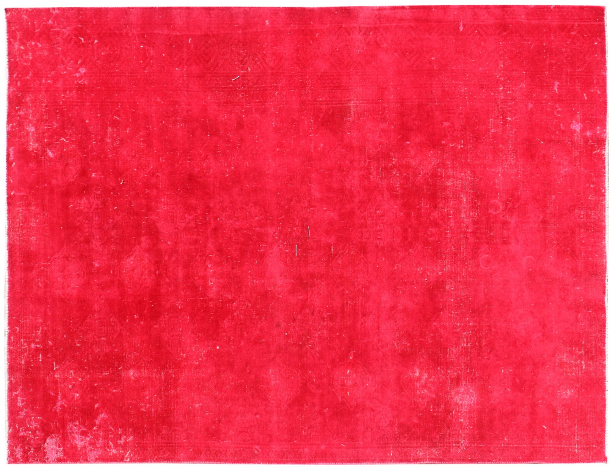 Tappeto Vintage  rosso <br/>218 x 115 cm