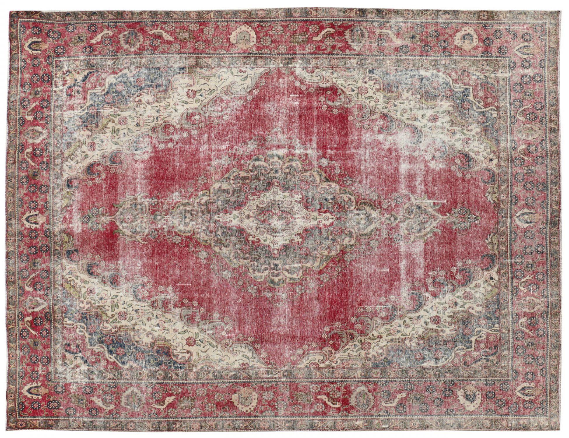 Retro Teppich  beige <br/>380 x 295 cm