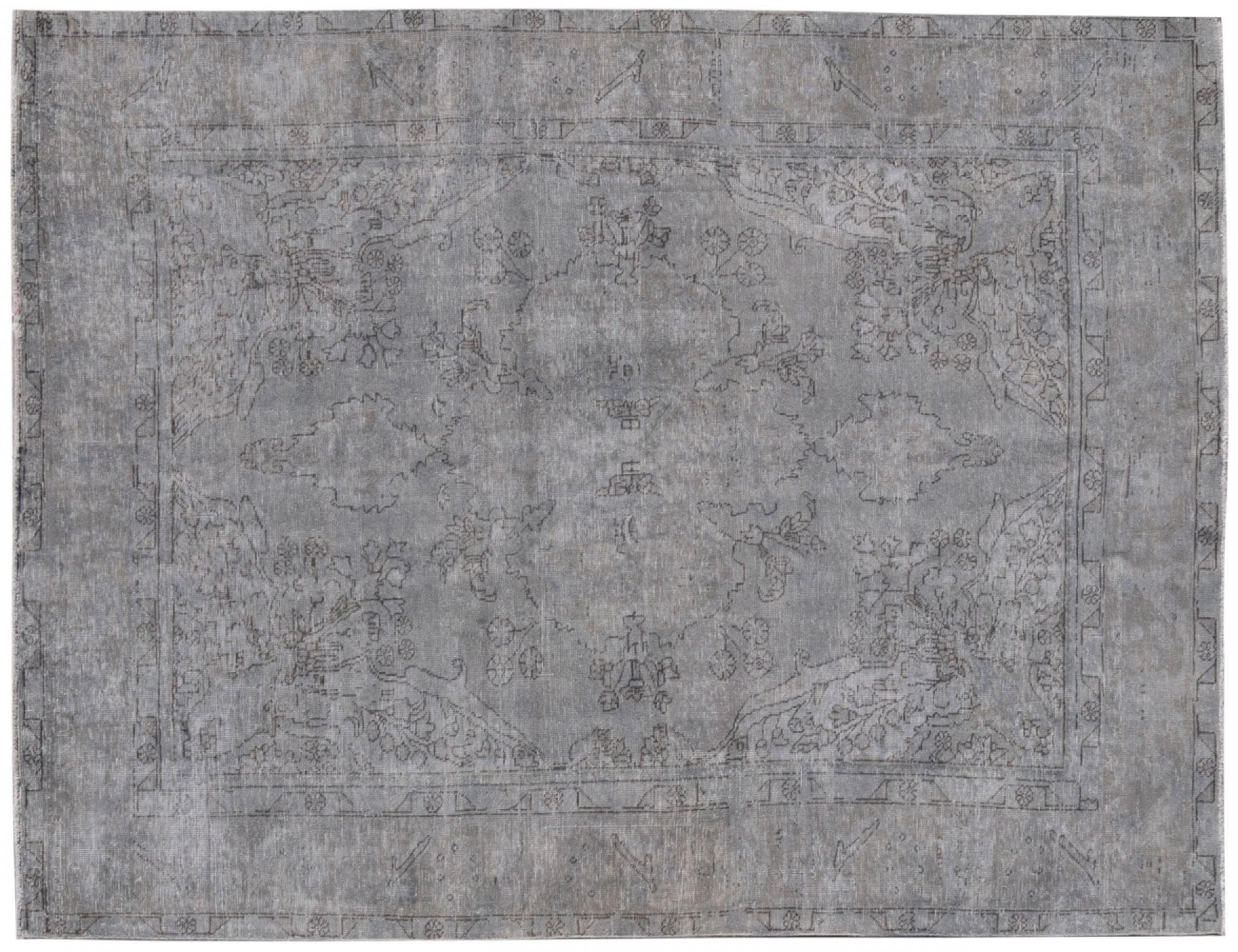 Tappeto Vintage  grigio <br/>294 x 200 cm