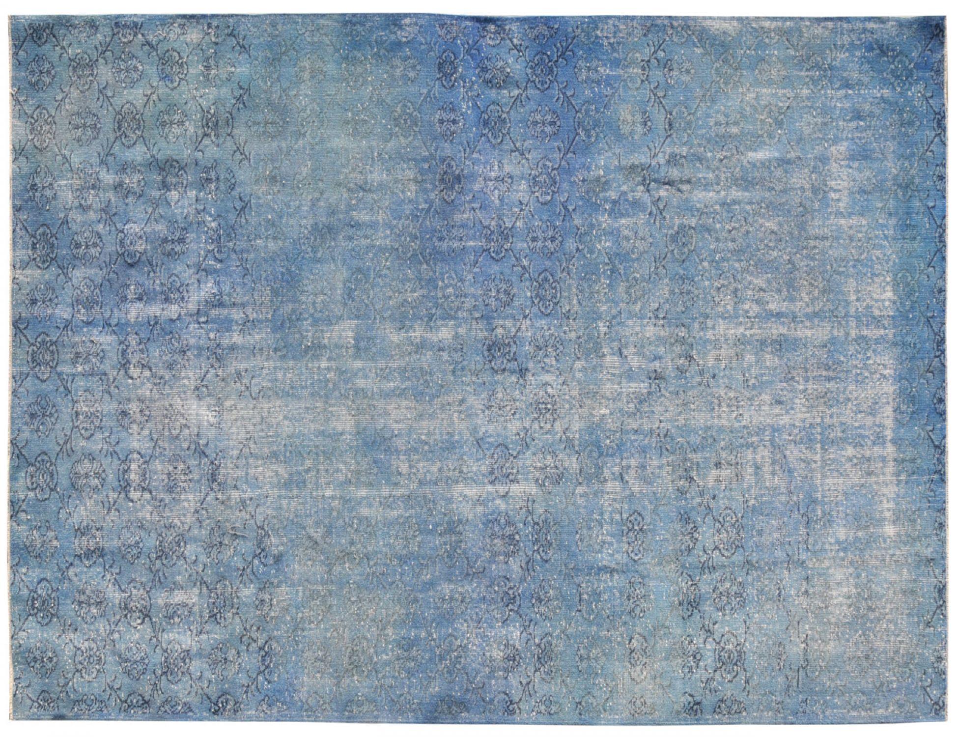 Vintage Teppich  blau <br/>325 x 198 cm