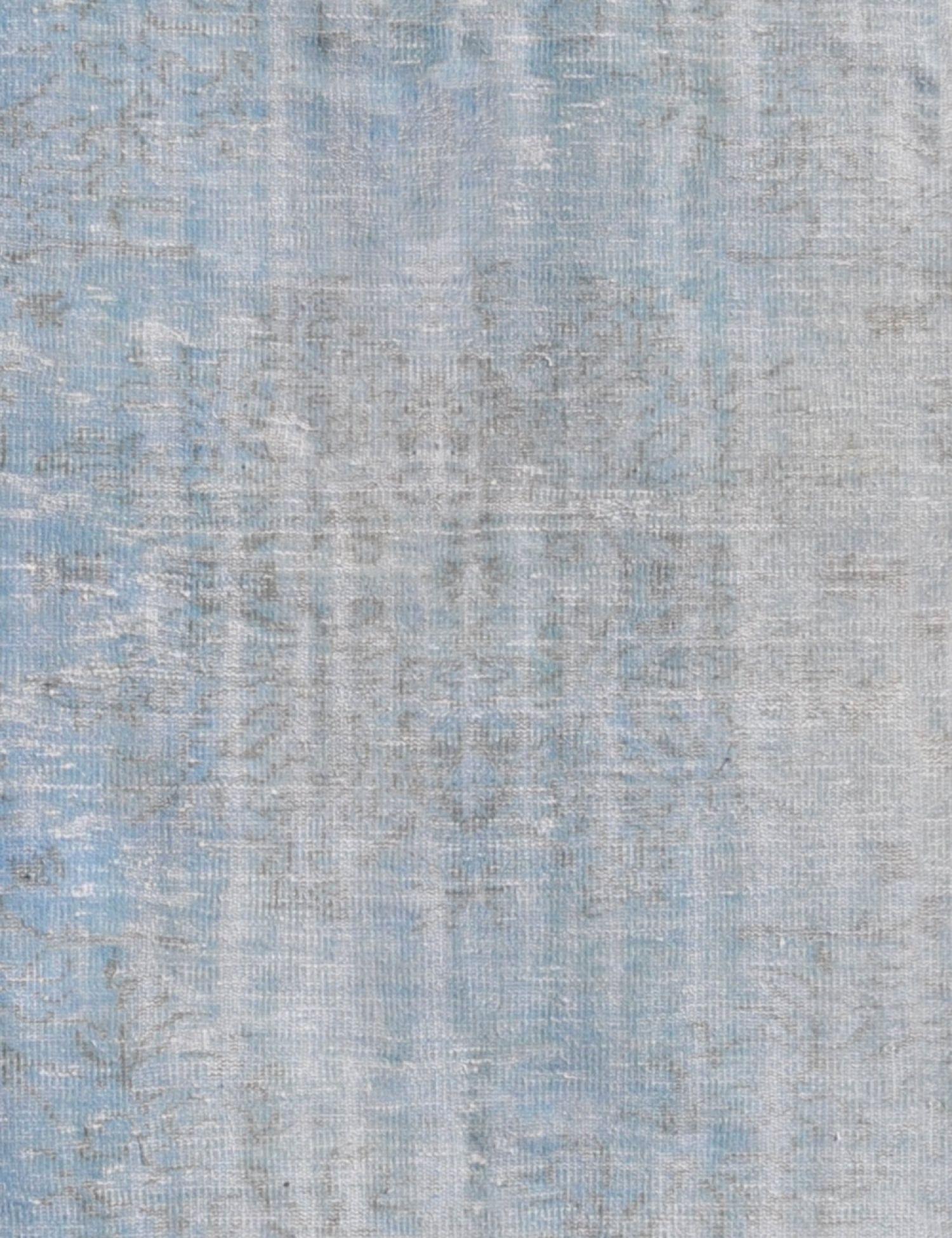 Tappeto Vintage  blu <br/>315 x 202 cm