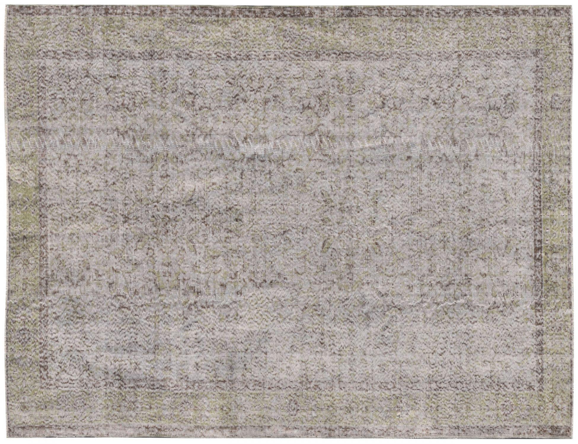 Vintage Teppich  grau <br/>287 x 187 cm