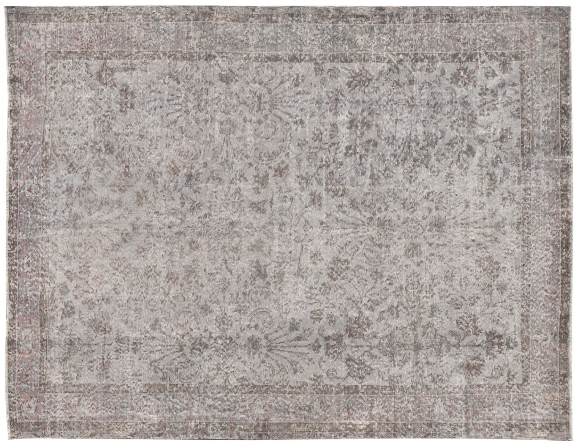 Vintage Matta  grå <br/>286 x 194 cm