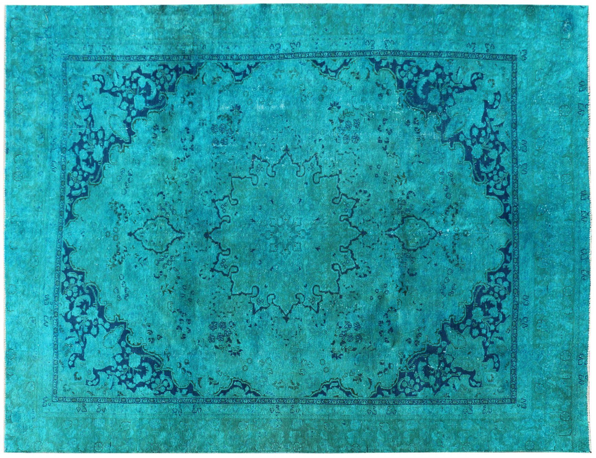 Vintage Teppich  blau <br/>350 x 258 cm