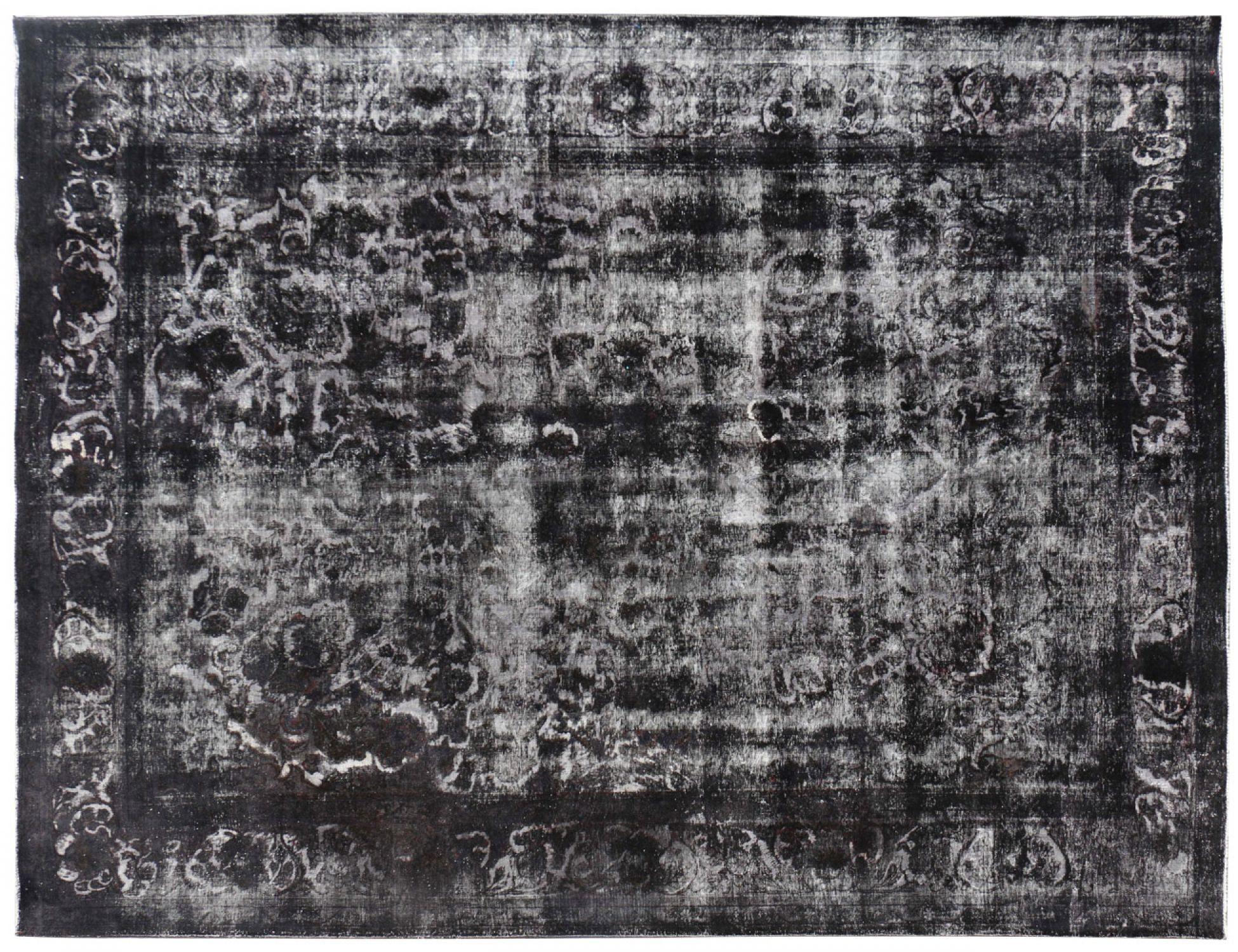 Vintage Carpet  musta <br/>390 x 305 cm