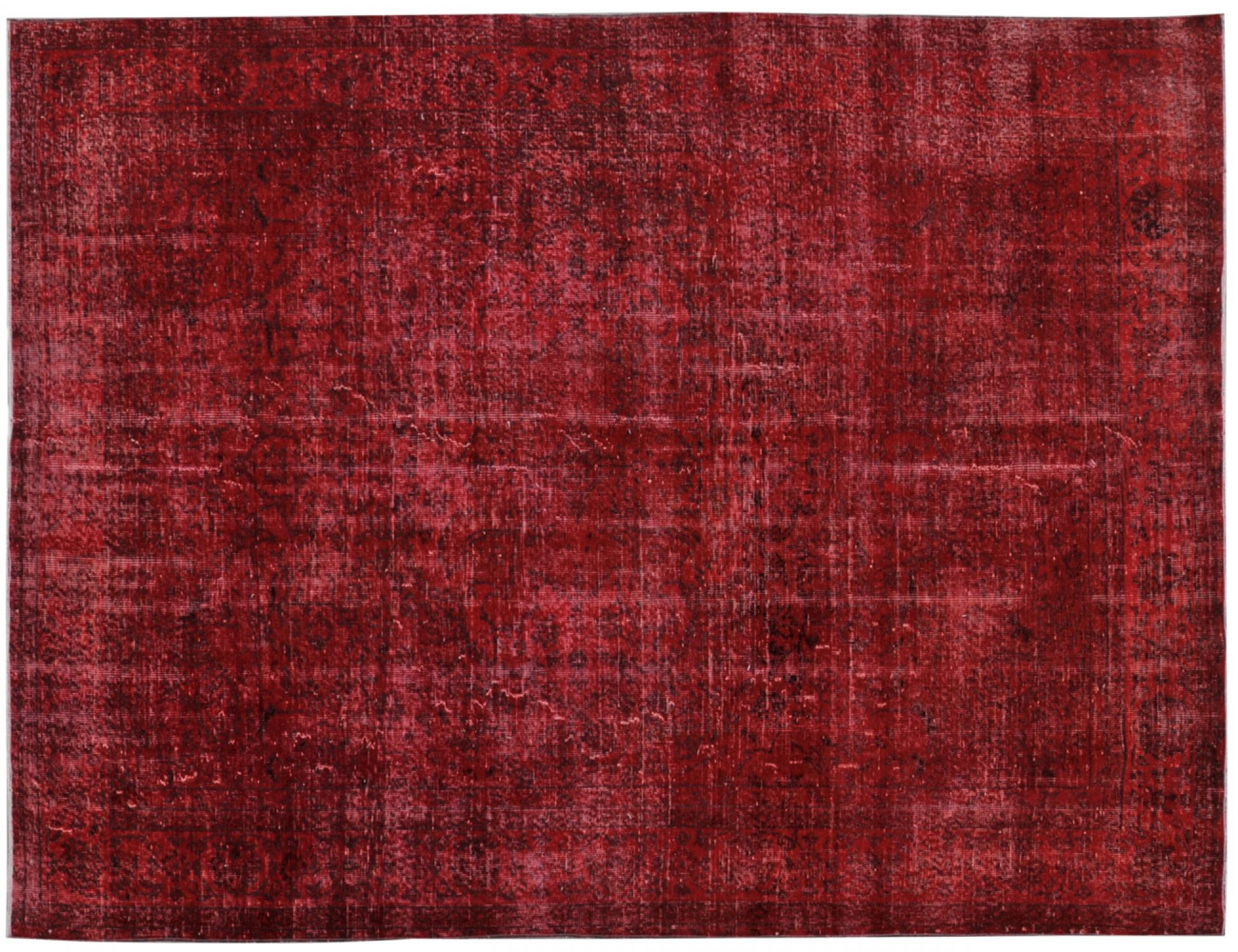 Vintage Matta  röd <br/>315 x 198 cm