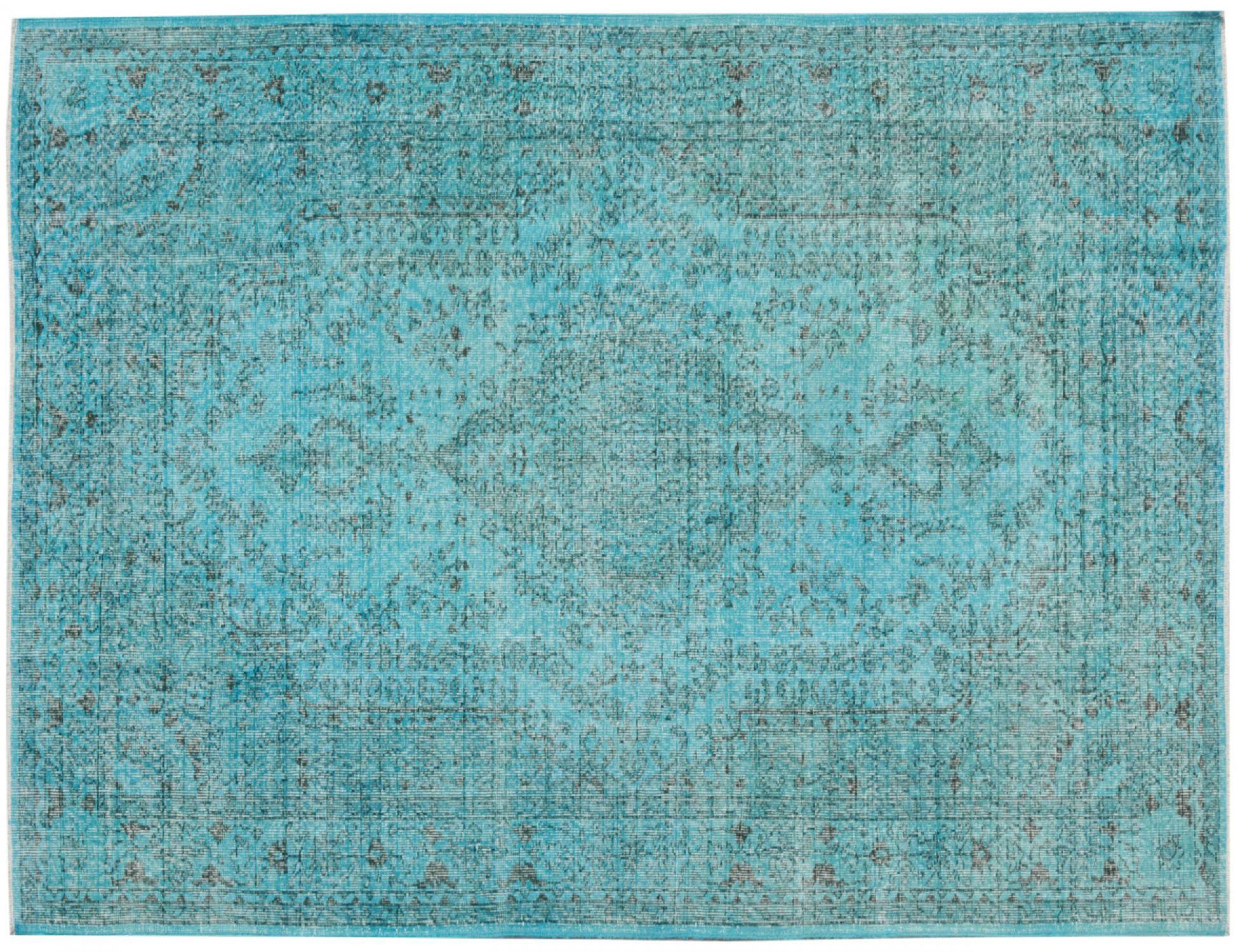Vintage Matta  blå <br/>286 x 183 cm