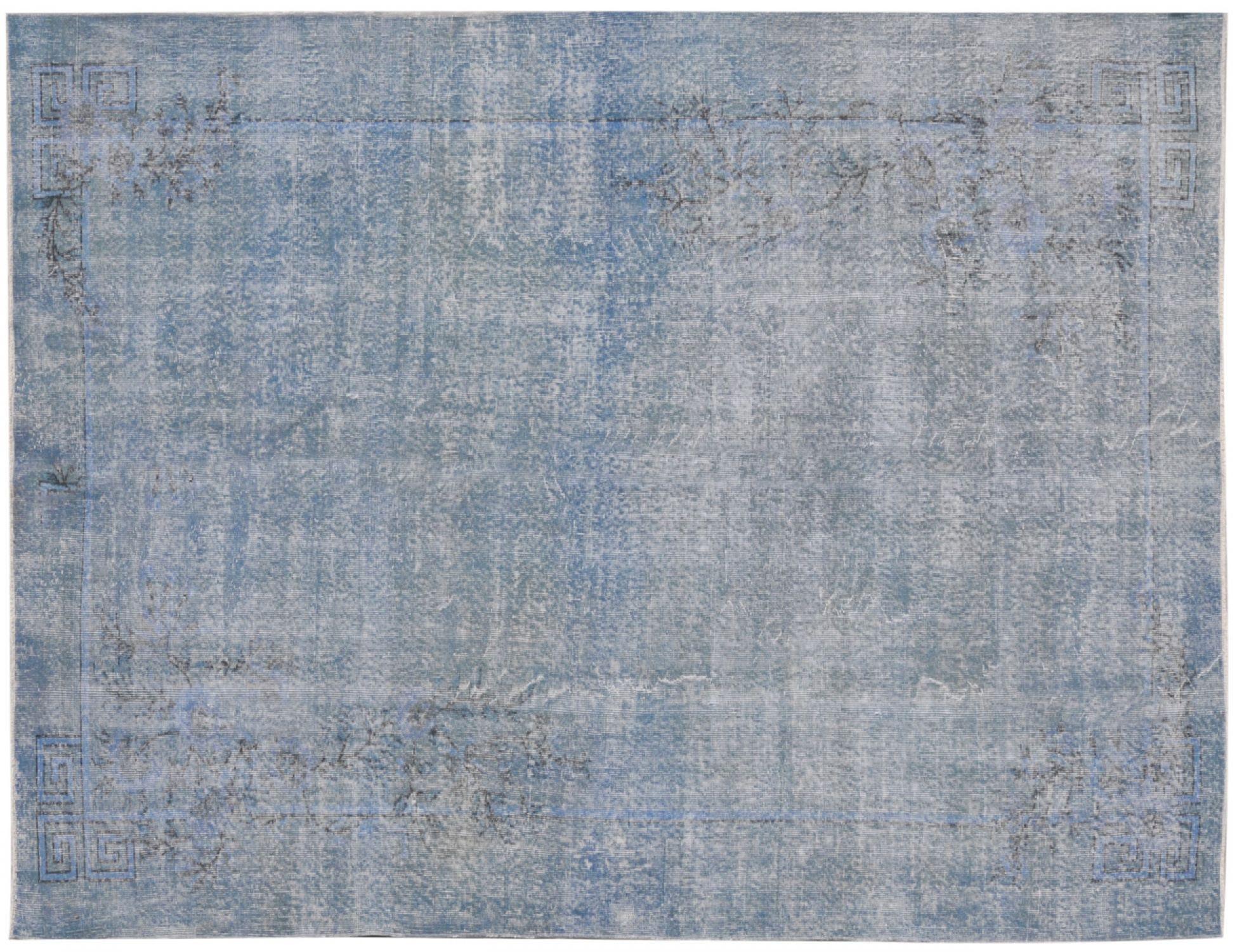 Vintage Teppich  blau <br/>301 x 200 cm