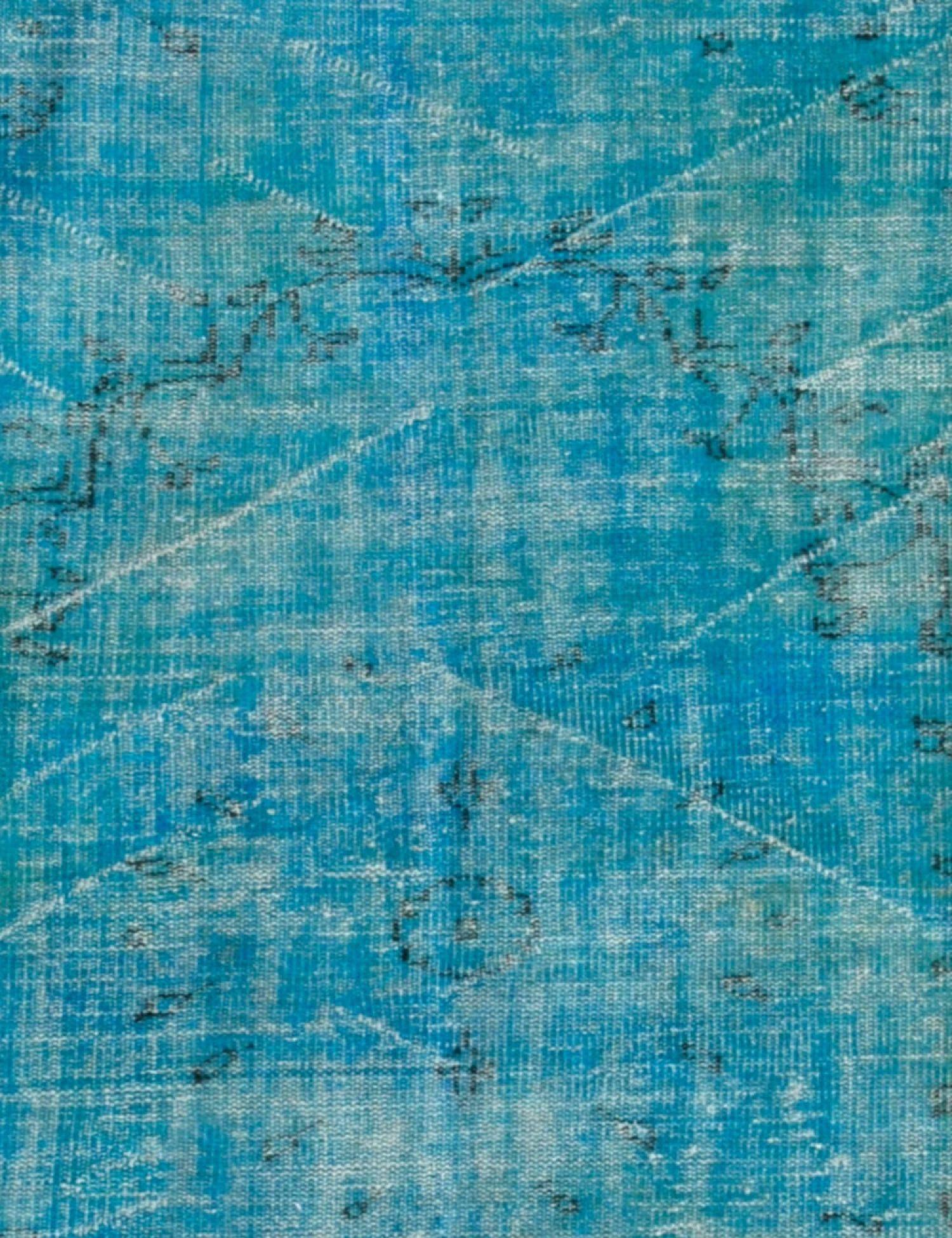 Vintage Teppich  blau <br/>263 x 182 cm