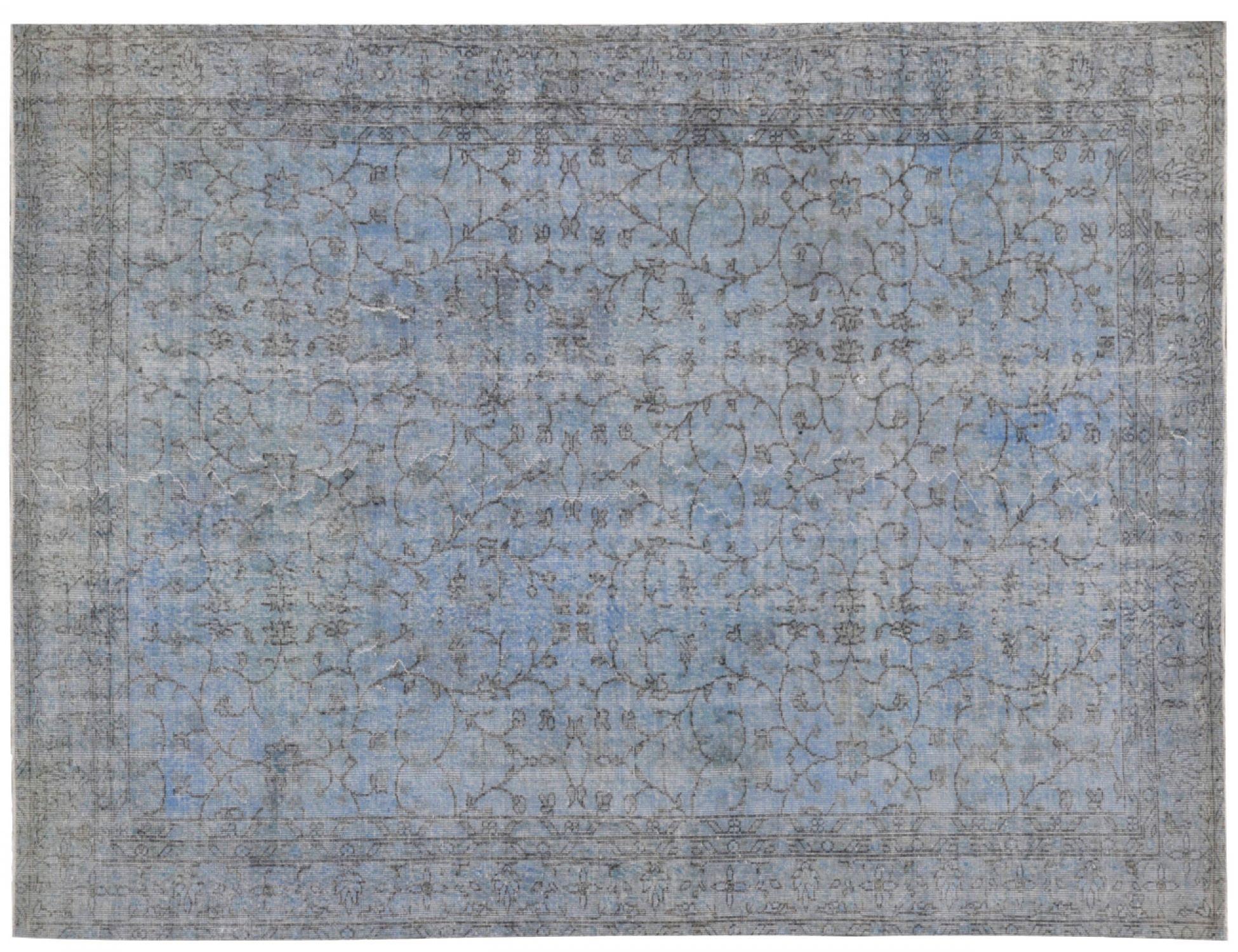 Vintage Matta  blå <br/>305 x 192 cm