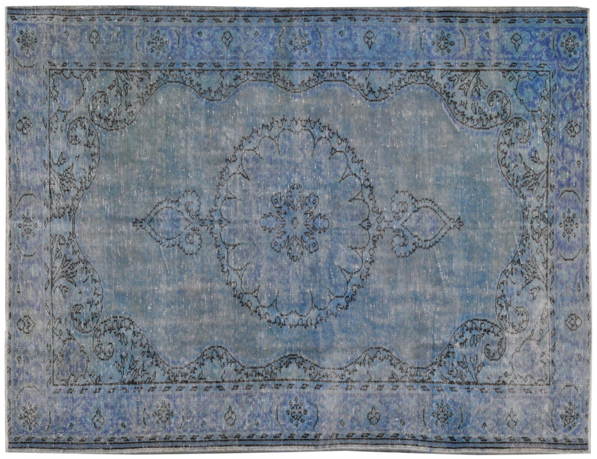 Vintage Carpet  sininen <br/>283 x 182 cm