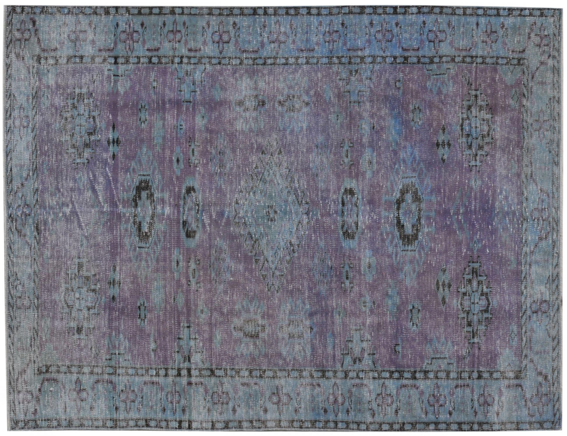 Vintage Matta  blå <br/>261 x 185 cm