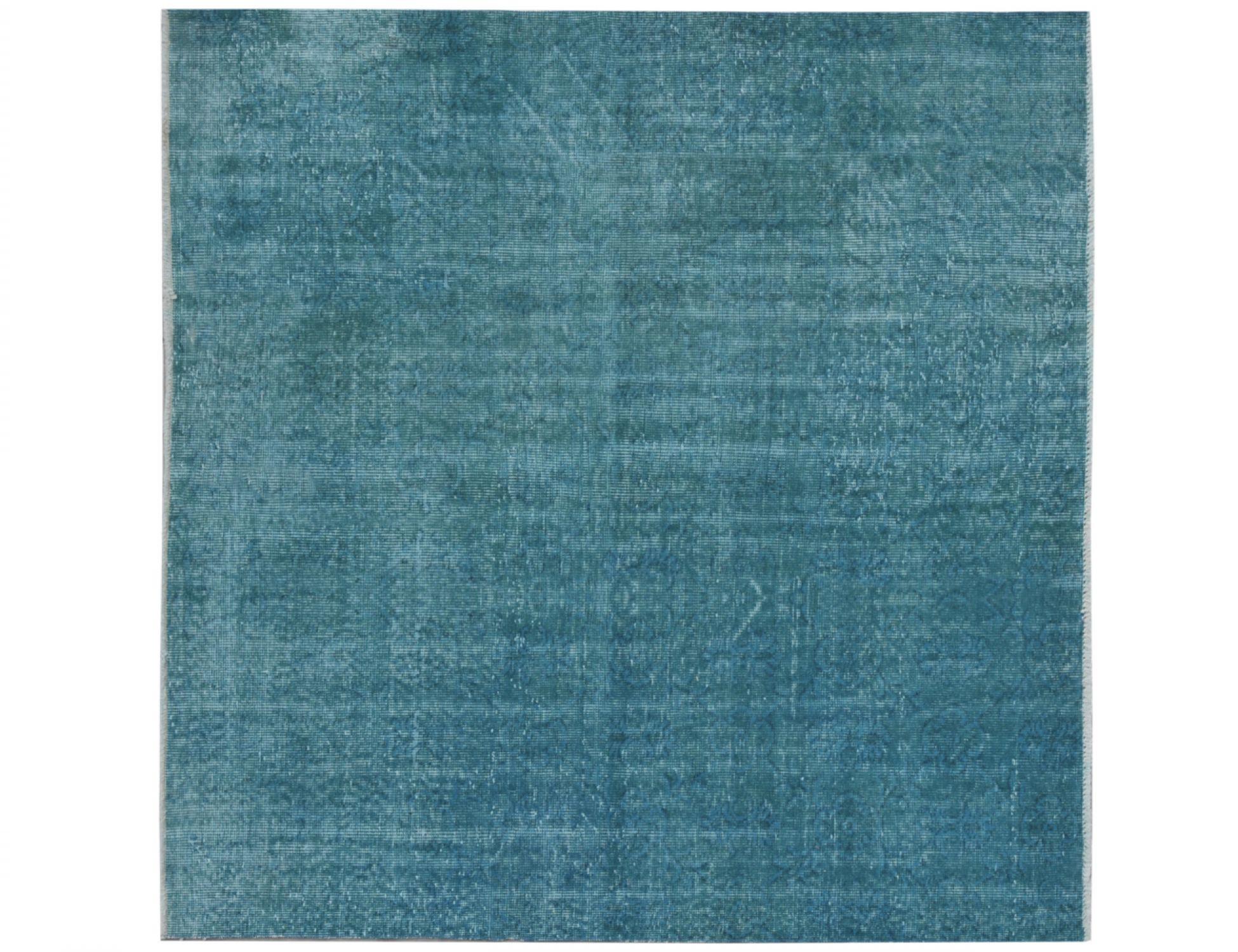 Vintage Teppich  blau <br/>175 x 160 cm